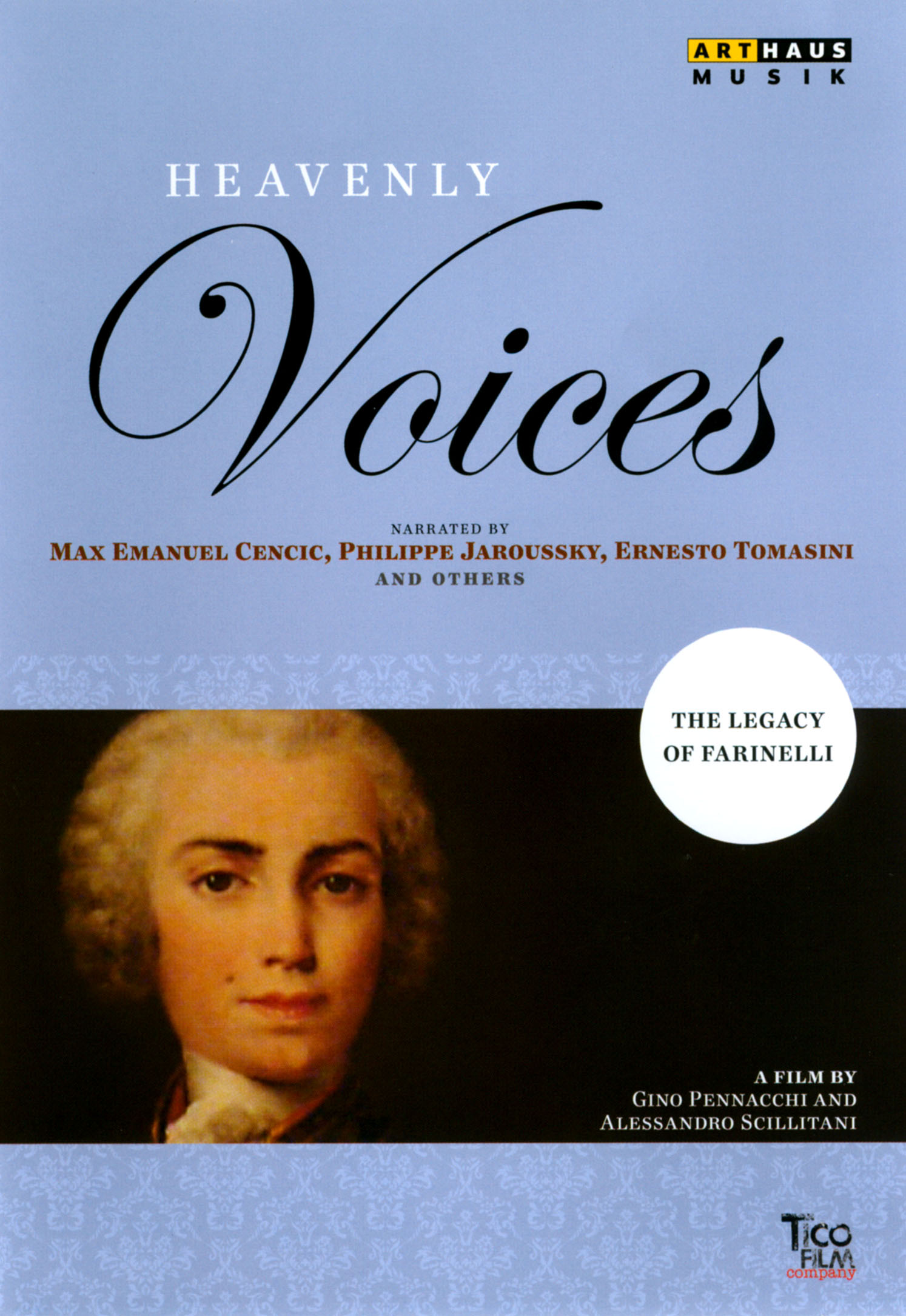 Heavenly Voices: The Legacy of Farinelli