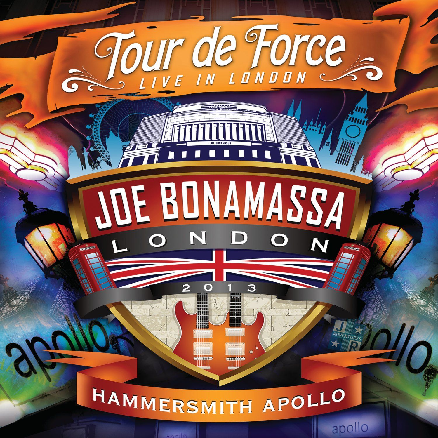 Joe Bonamassa: Tour de Force - Live in London, Hammersmith Apollo