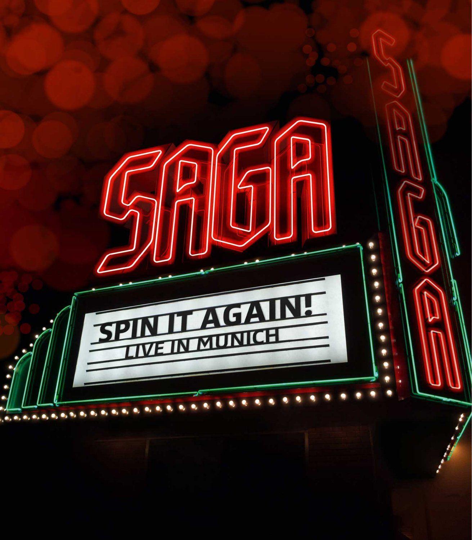 Saga: Spin It Again - Live in Munich