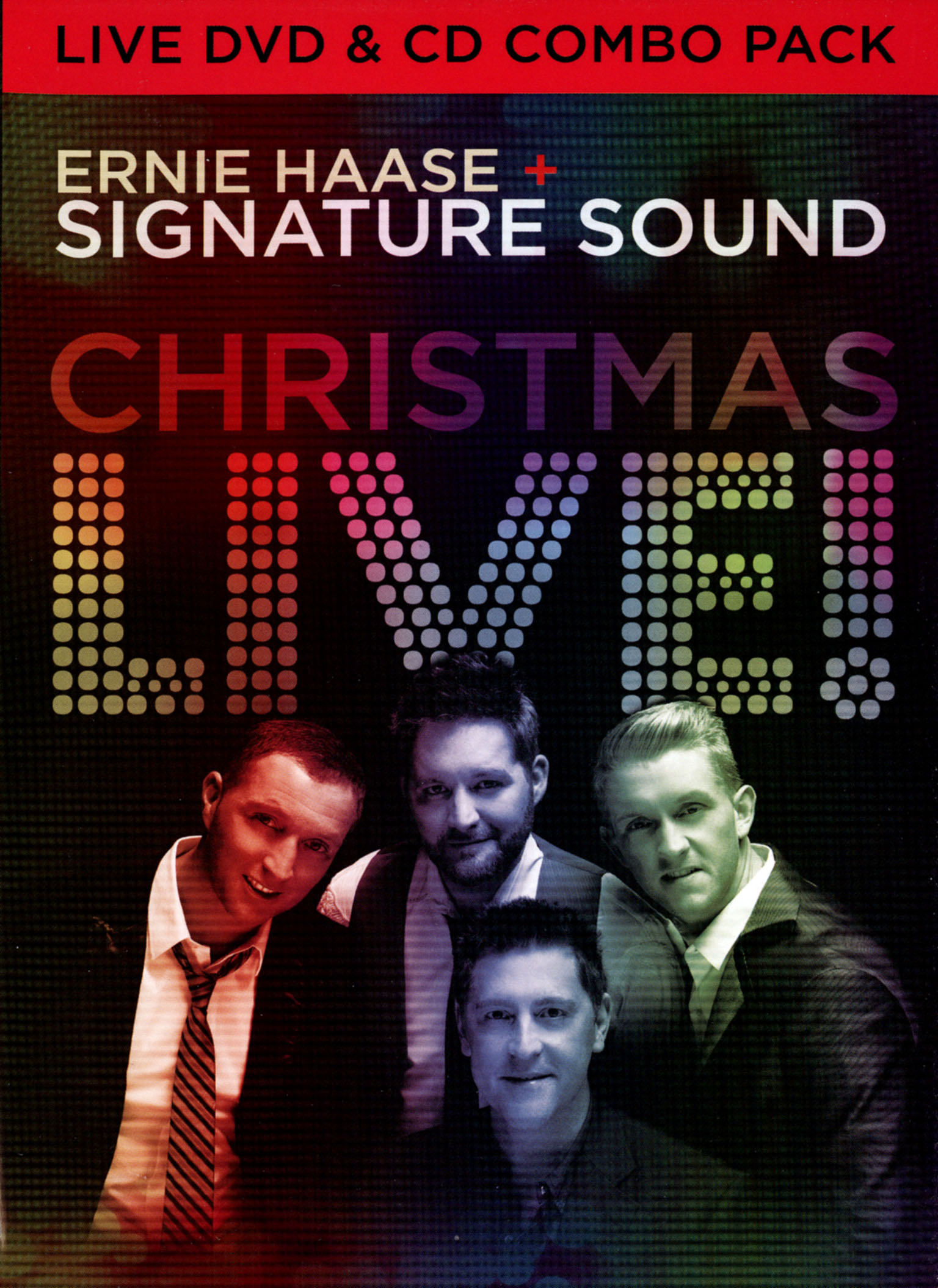 Ernie Haase + Signature Sound: Christmas Live!