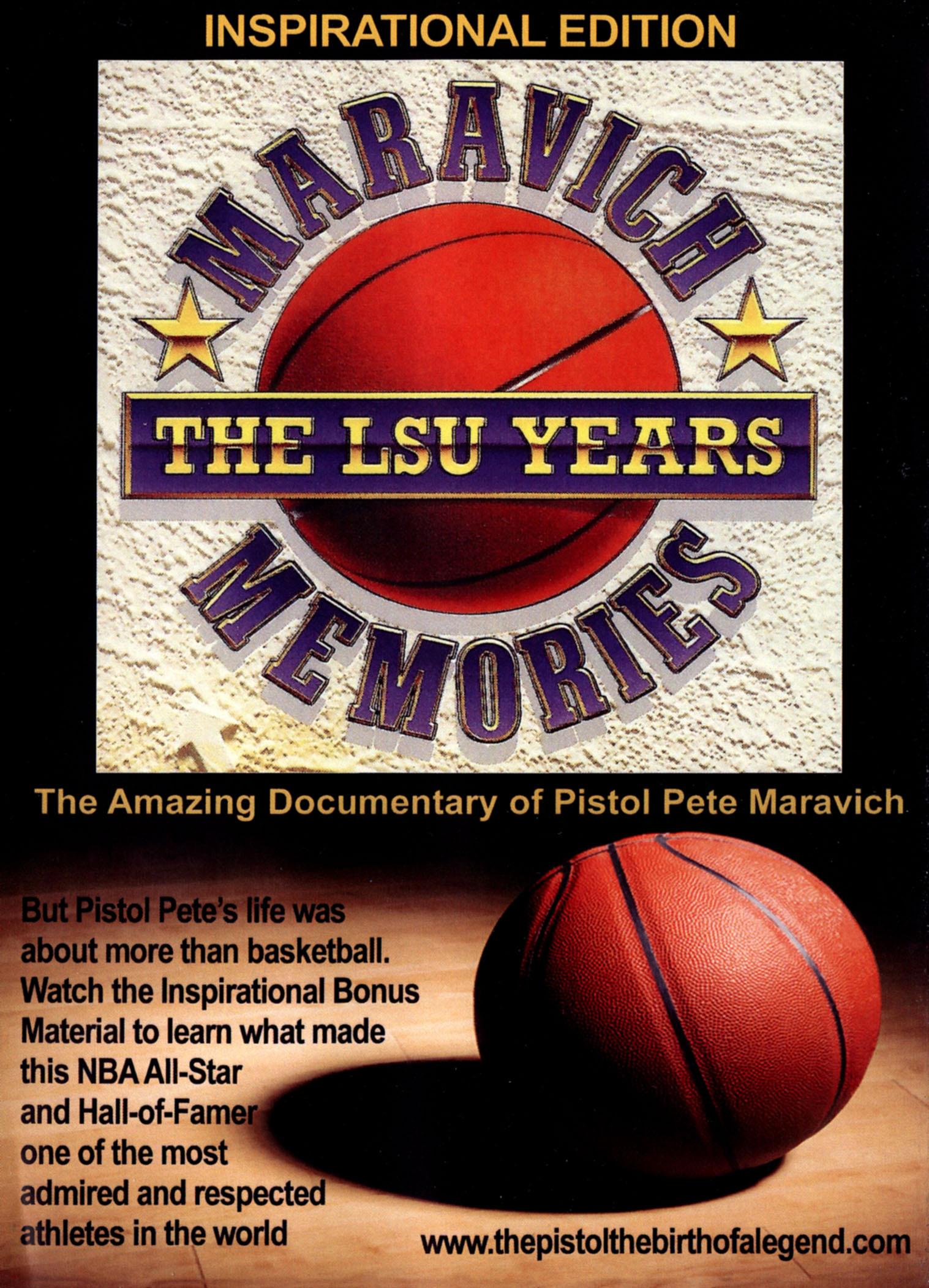 Maravich Memories