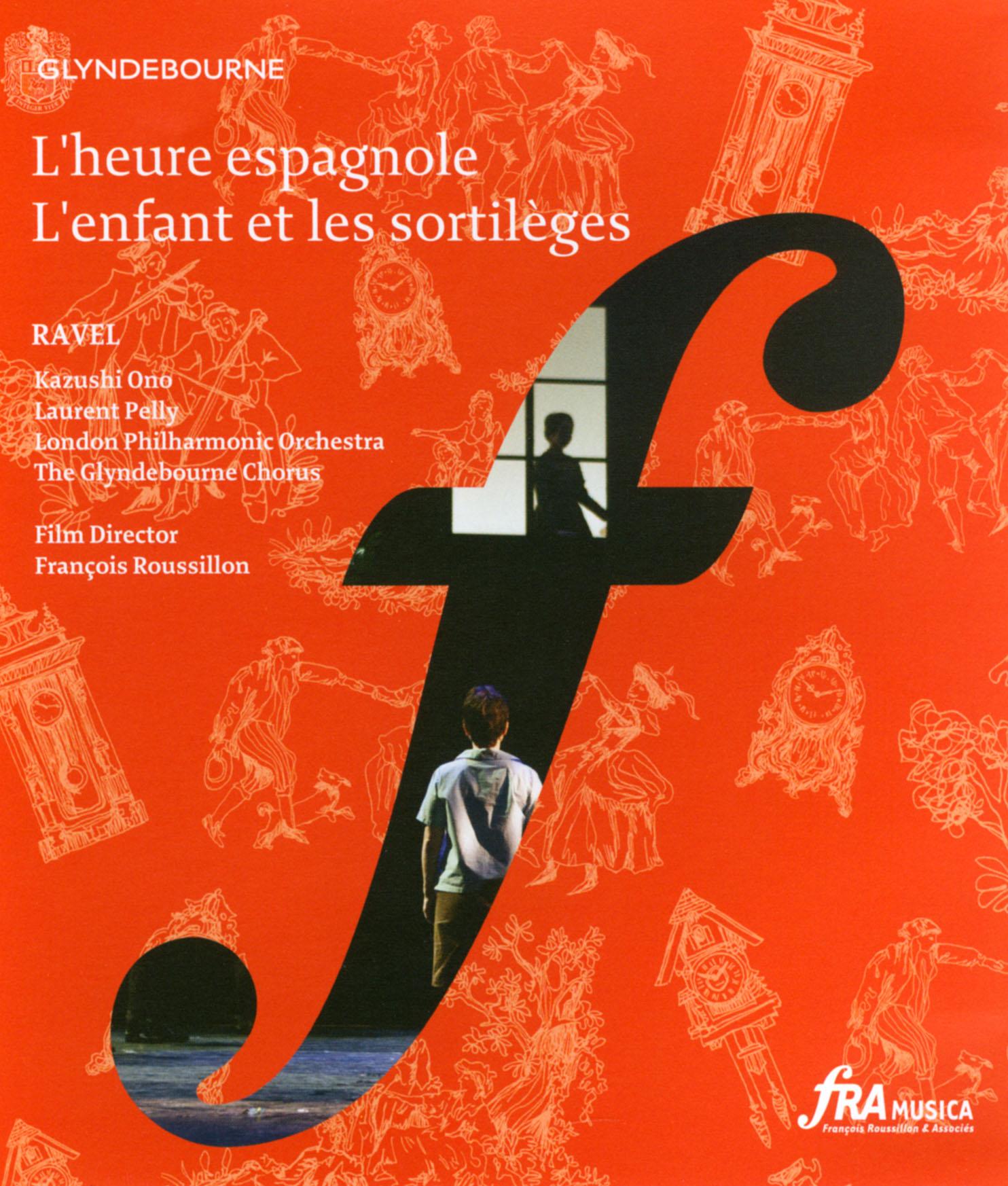 L'Heure Espagnole/L'Enfant et les Sortileges (Glyndebourne)