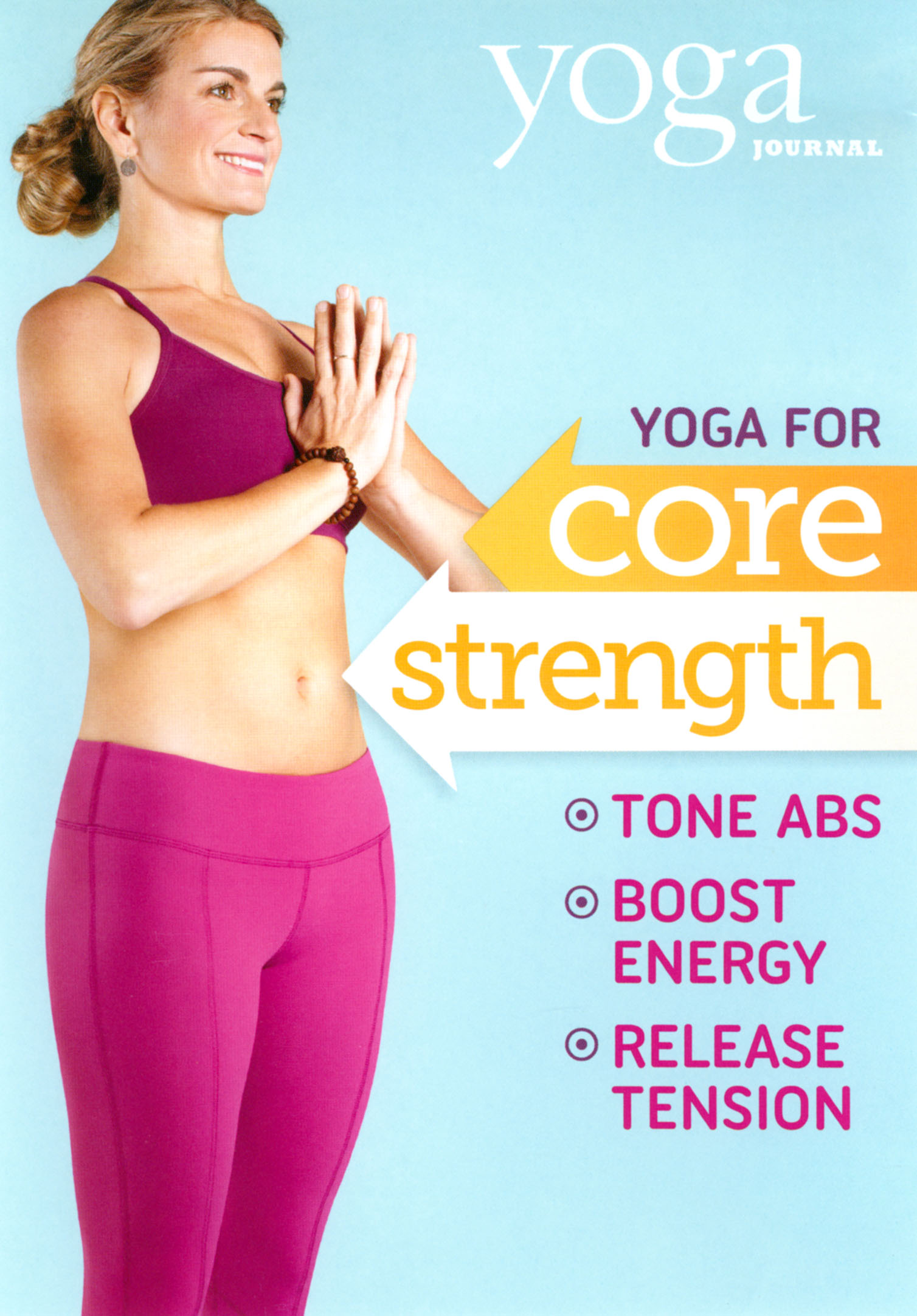 Yoga Journal: Yoga for Core Strength