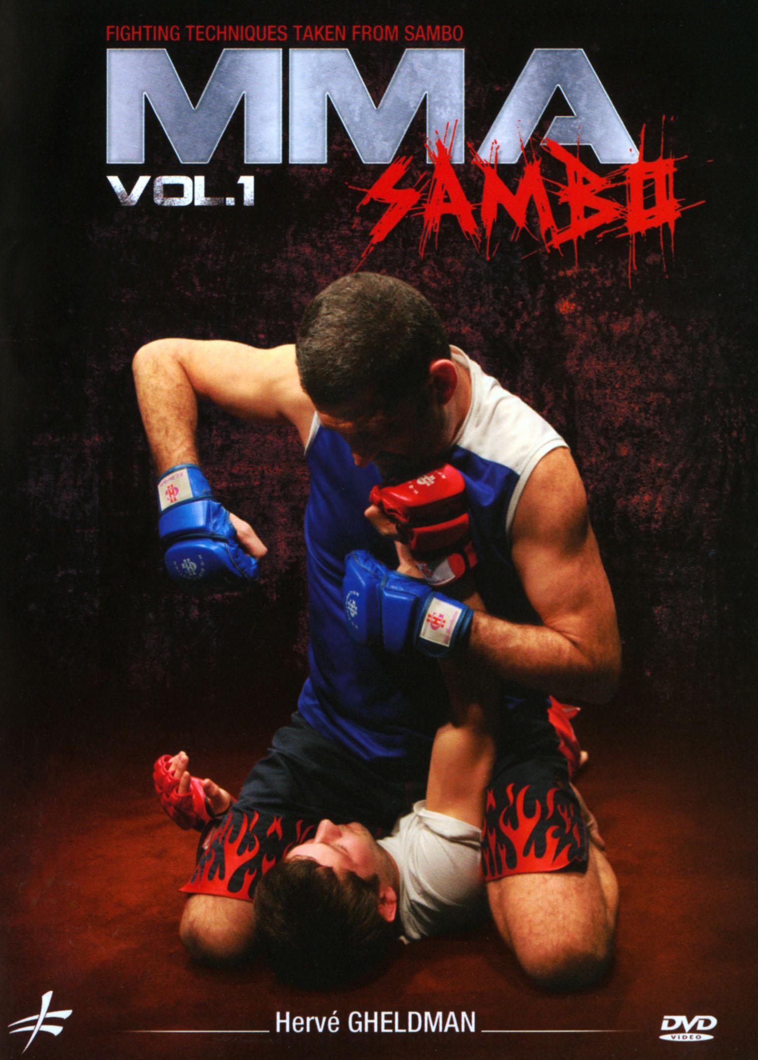 Herve Gheldman: MMA - Sambo, Vol. 1