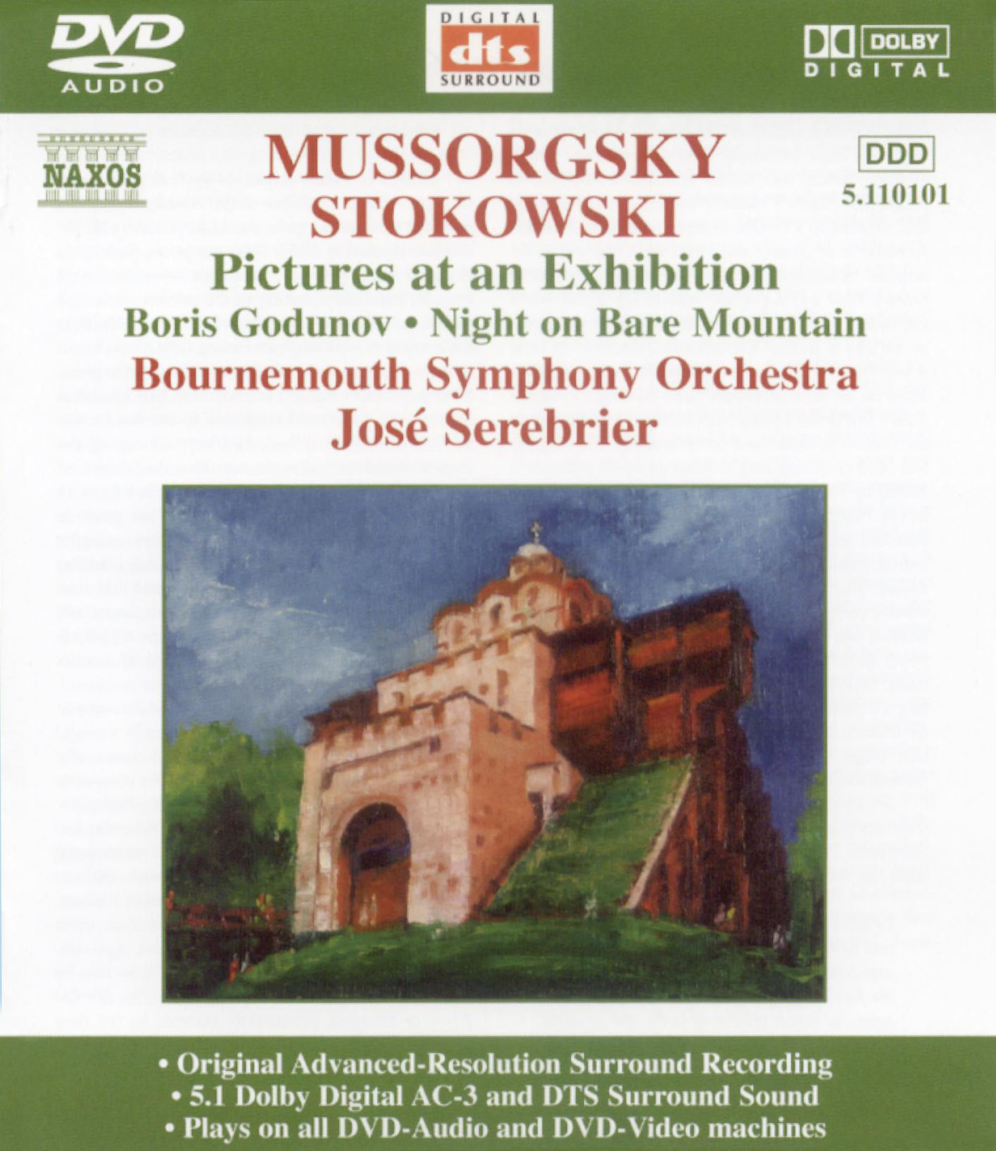 Sir Georg Solti/Chicago Symphony Orchestra: Modest Mussorgsky - Pictures at an Exhibition