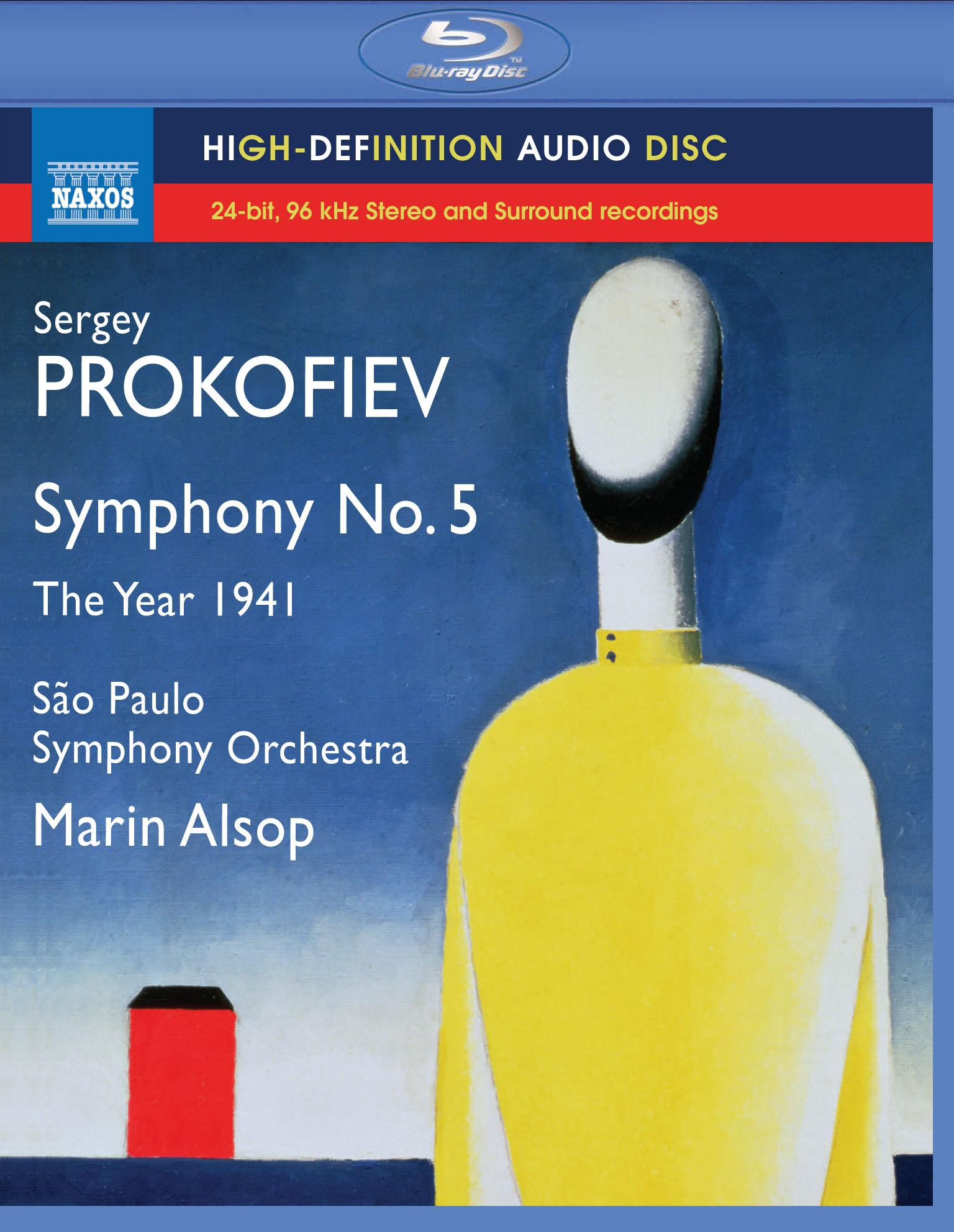Sao Paulo Symphony Orchestra: Prokofiev - Symphony No. 5
