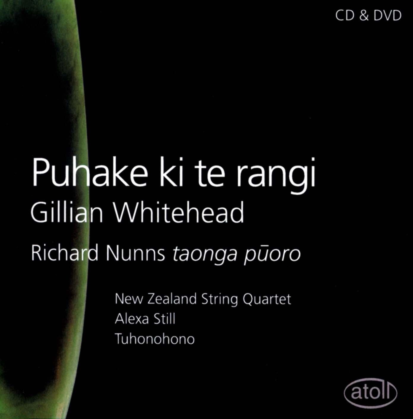 Richard Nunns and the New Zealand String Quartet: Puhake Ki Te Rangi - Session Performance