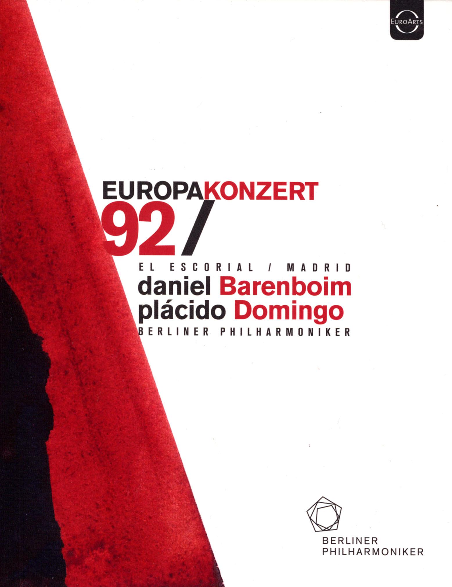Europa Konzert 92