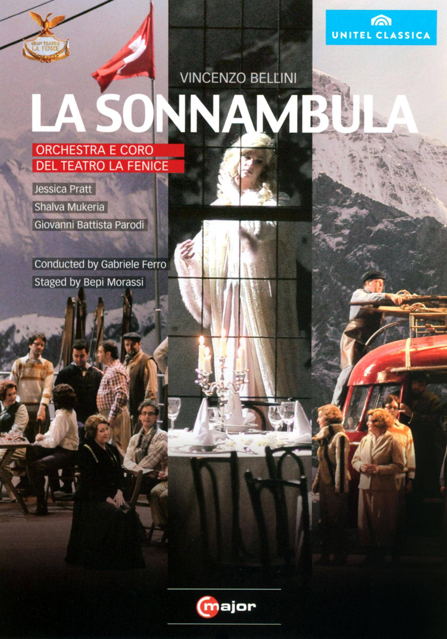 La Sonnambula (Gran Teatro La Fenice)