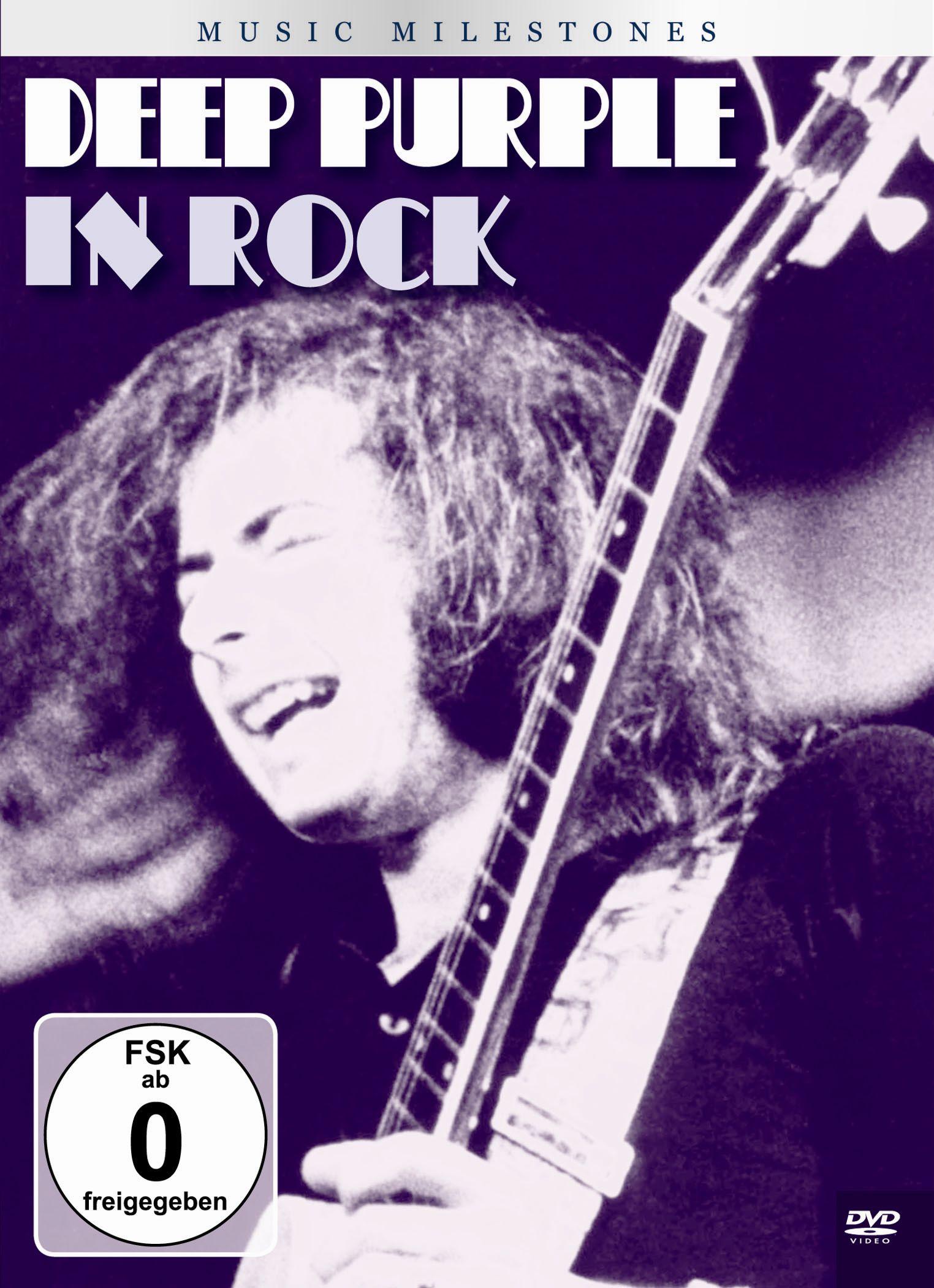 Deep Purple: Music Milestones - Deep Purple in Rock