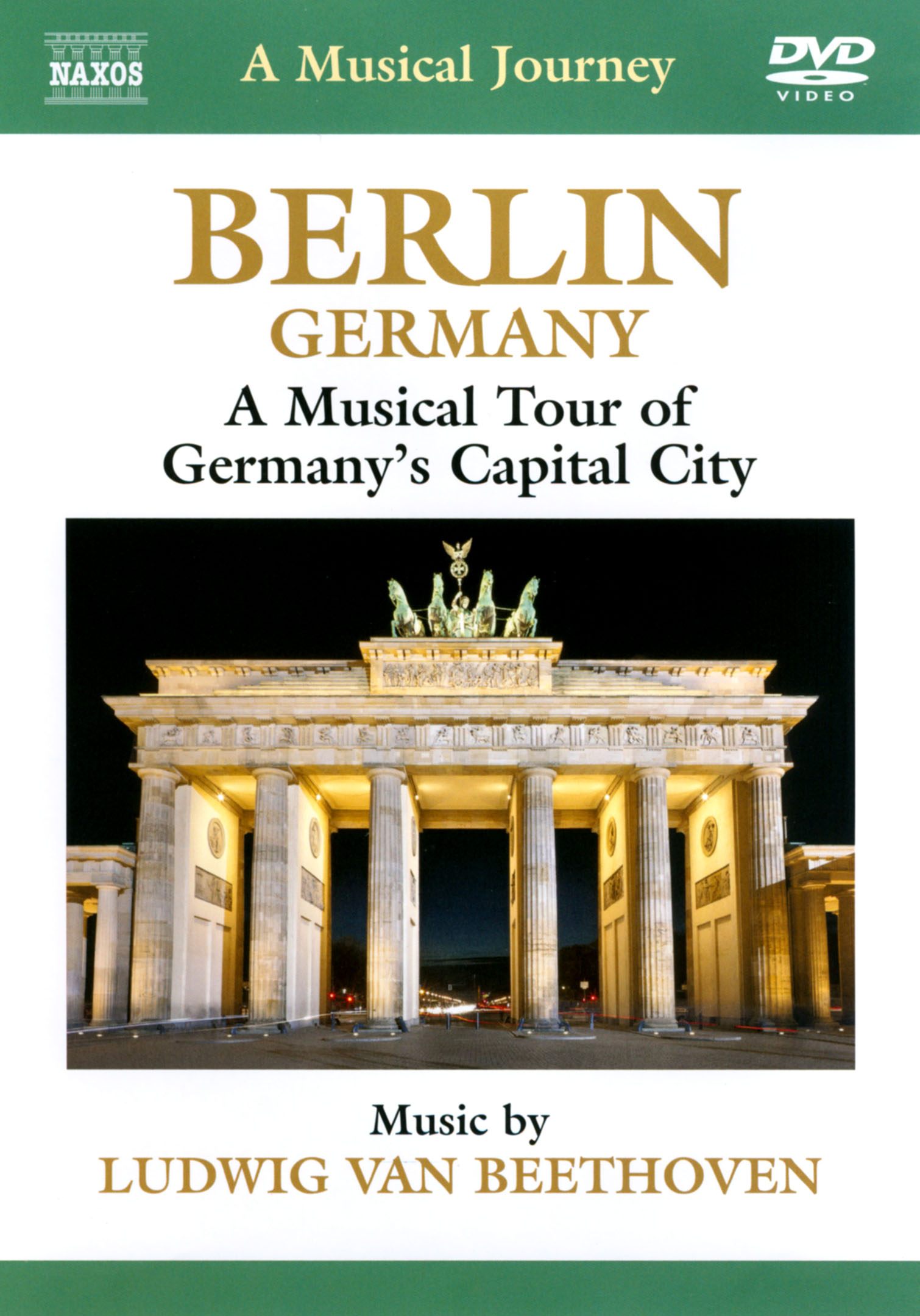 A Musical Journey: Berlin, Germany - A Musical Tour of Germany's Capital City