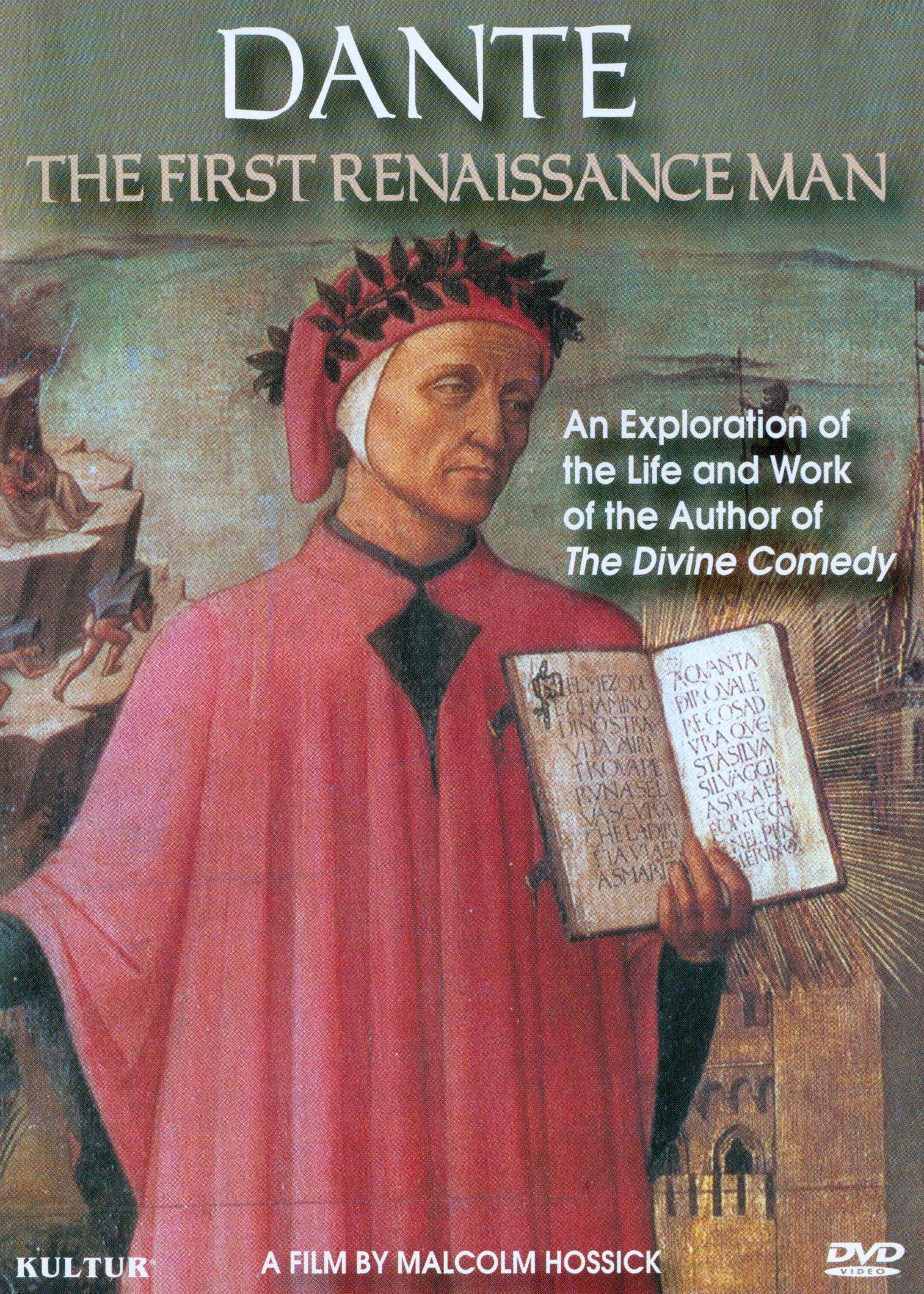 Dante: The First Renaissance Man