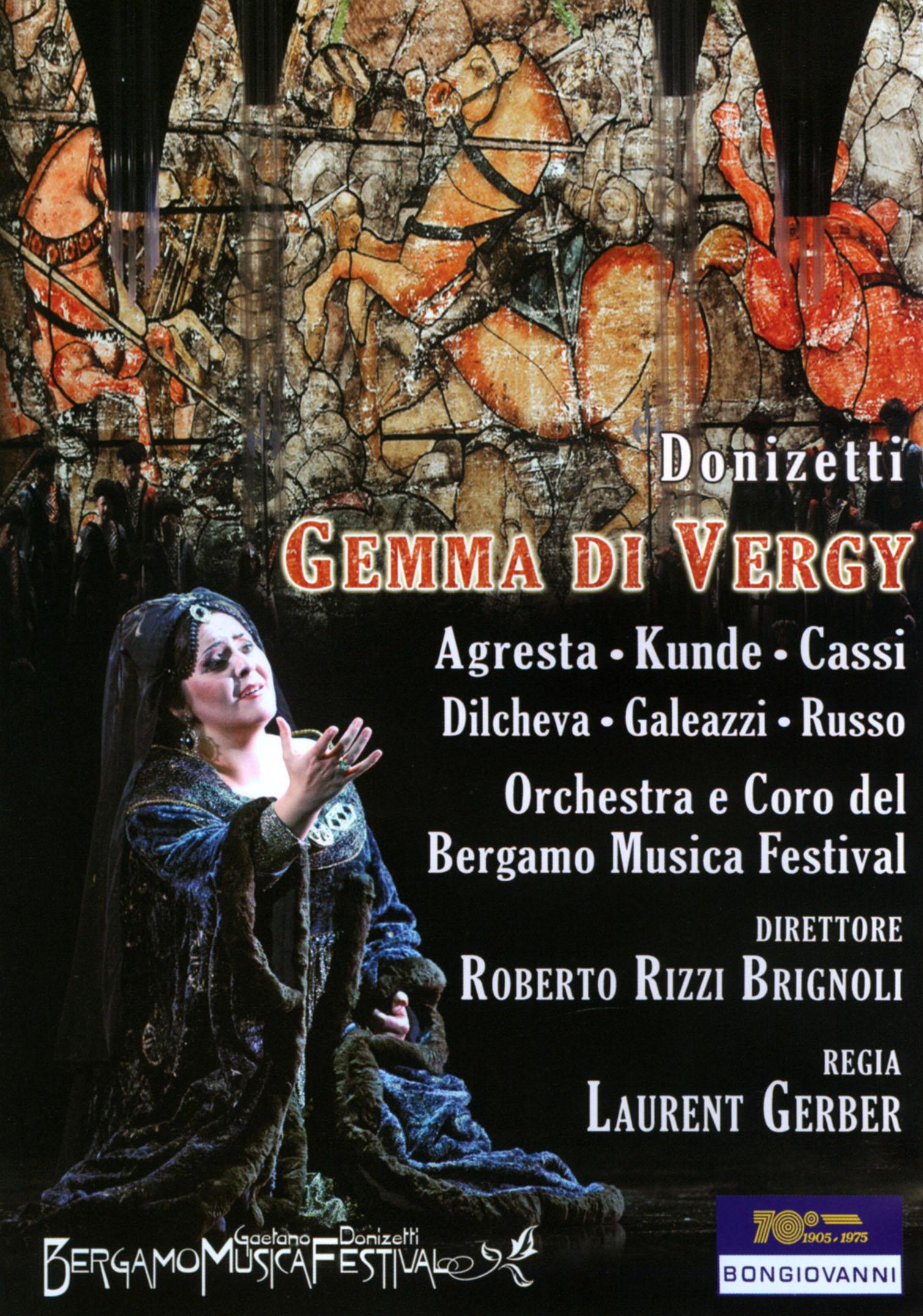 Gemma di Vergy (Bergamo Music Festival)