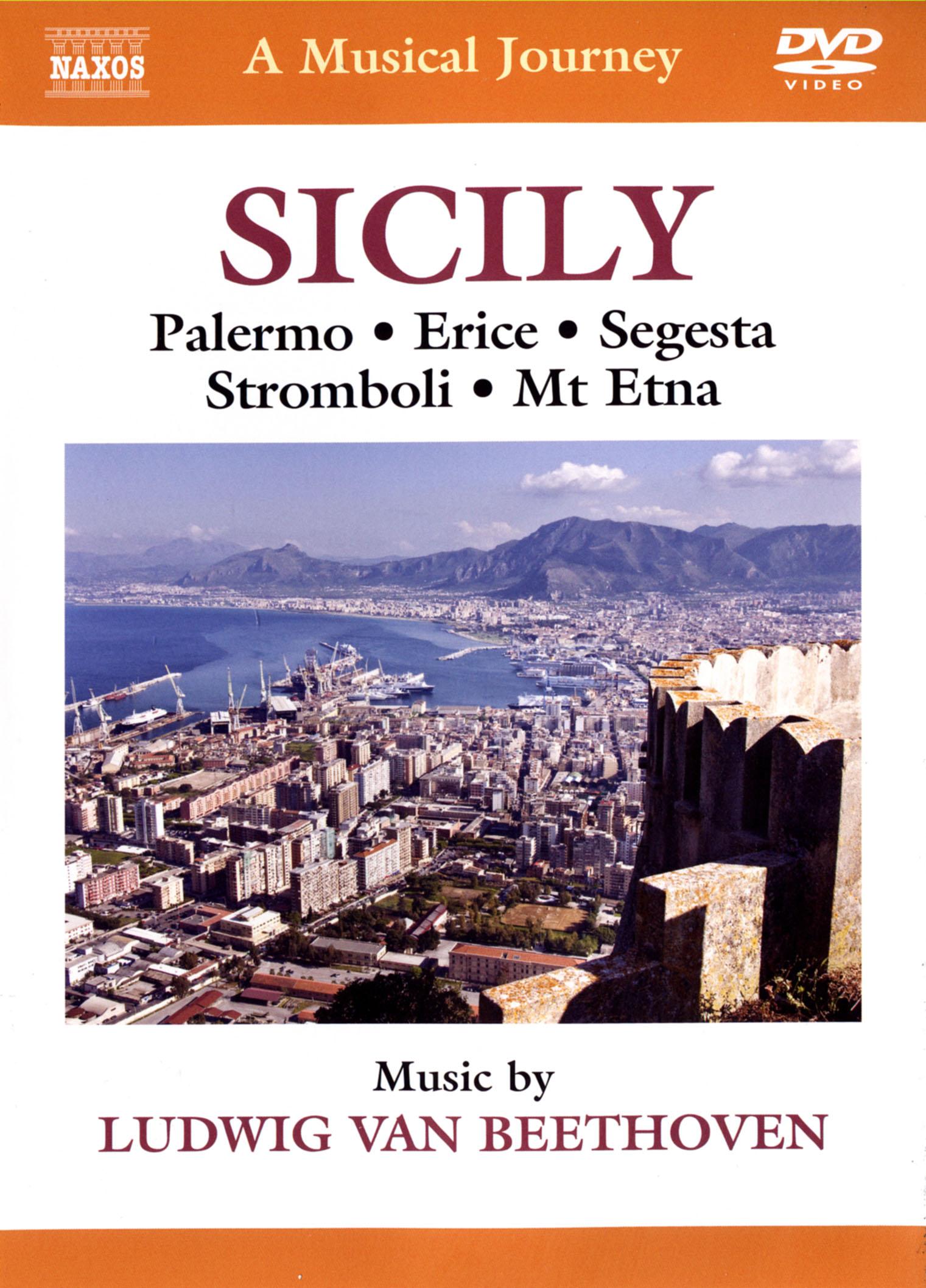 A Musical Journey: Sicily - Palermo/Erice/Segesta/Stromboli/Mt Etna