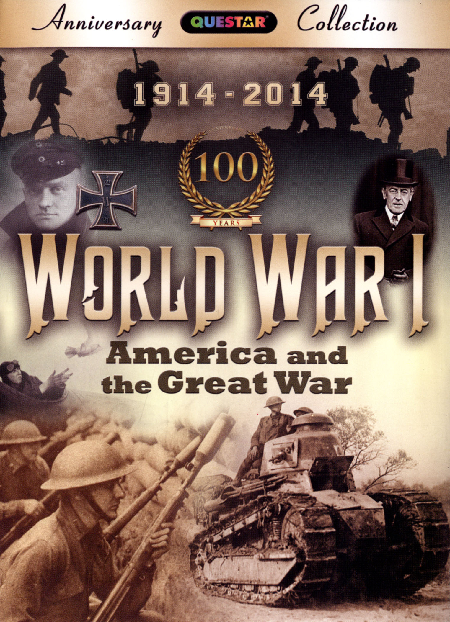 World War I: America and the Great War