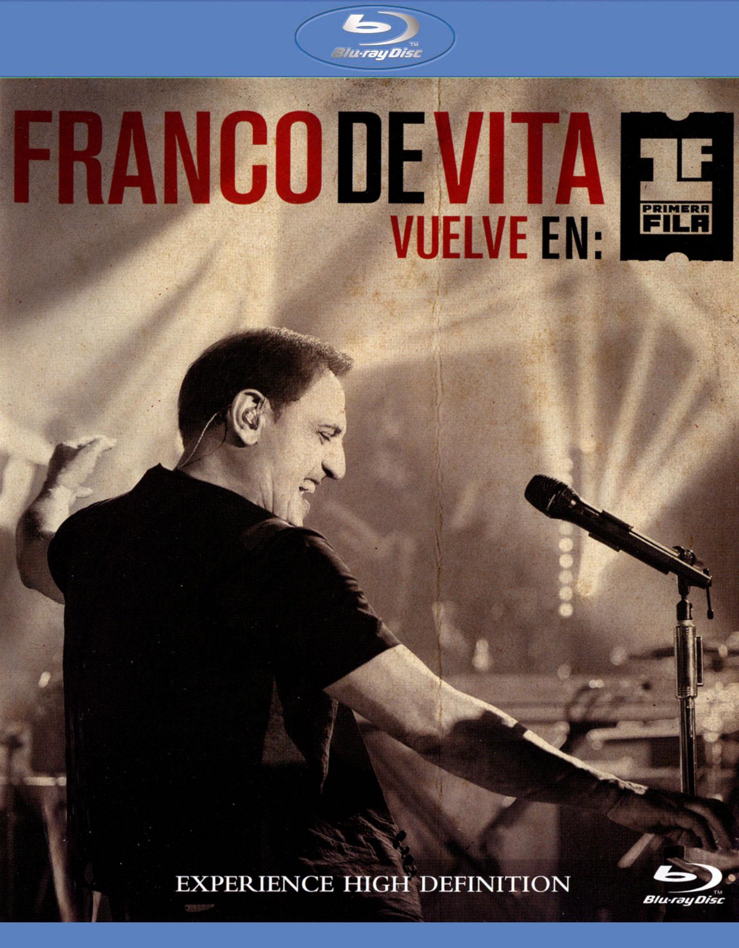 Franco de Vita: Vuelve en Primera Fila