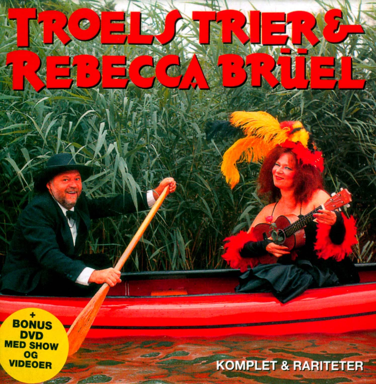 Troels Trier & Rebecca Brüel: Bonus DVD