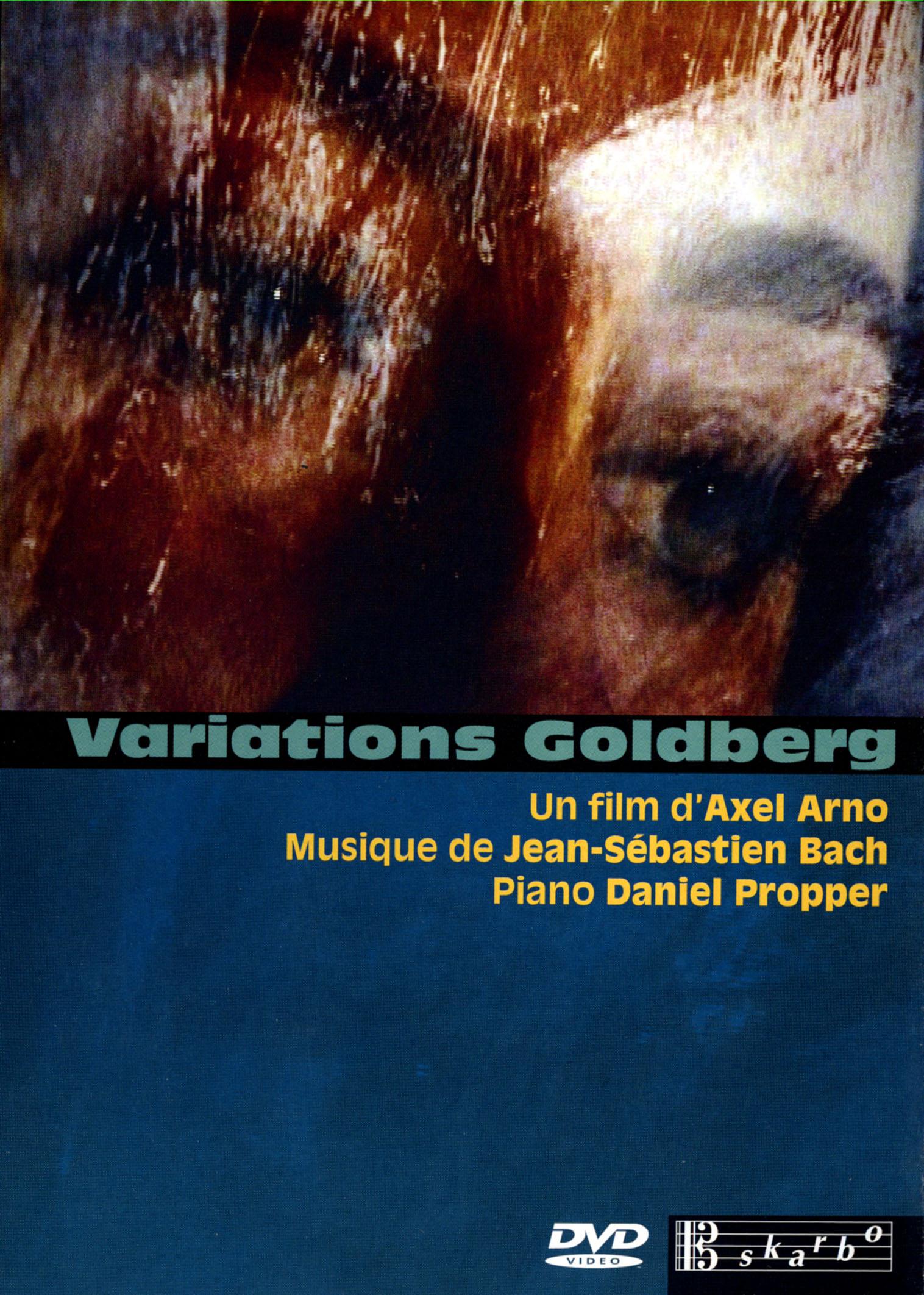 Daniel Propper: Variations Goldberg