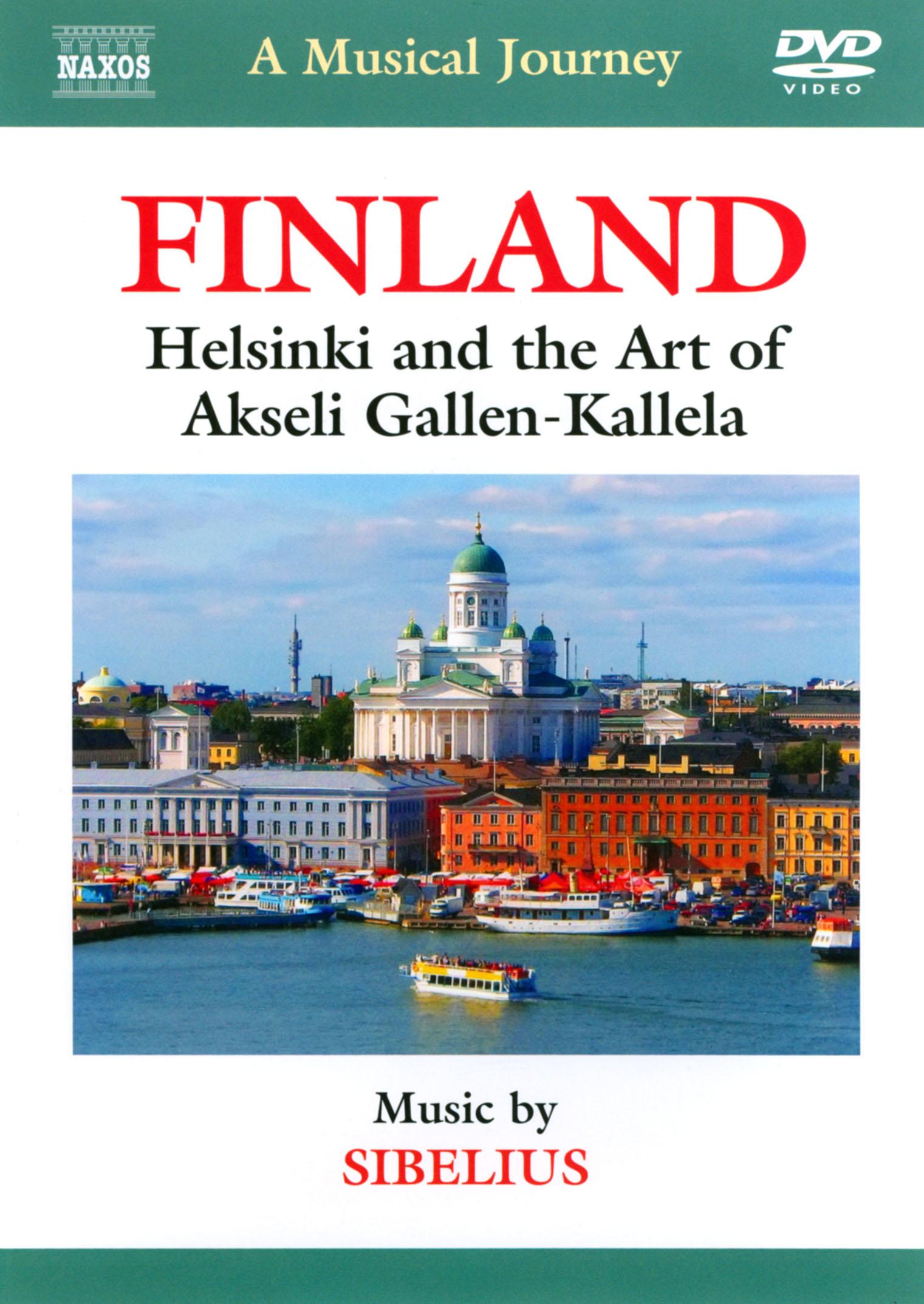 A Musical Journey: Finland - Helsinki and the Art of Akseli Gallen-Kallela