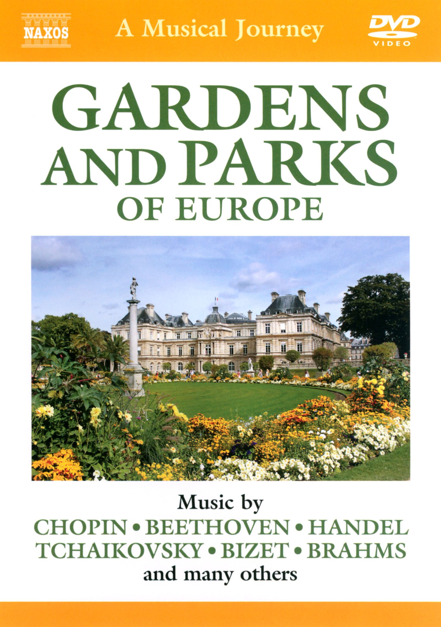 A Musical Journey: Gardens and Parks of Europe
