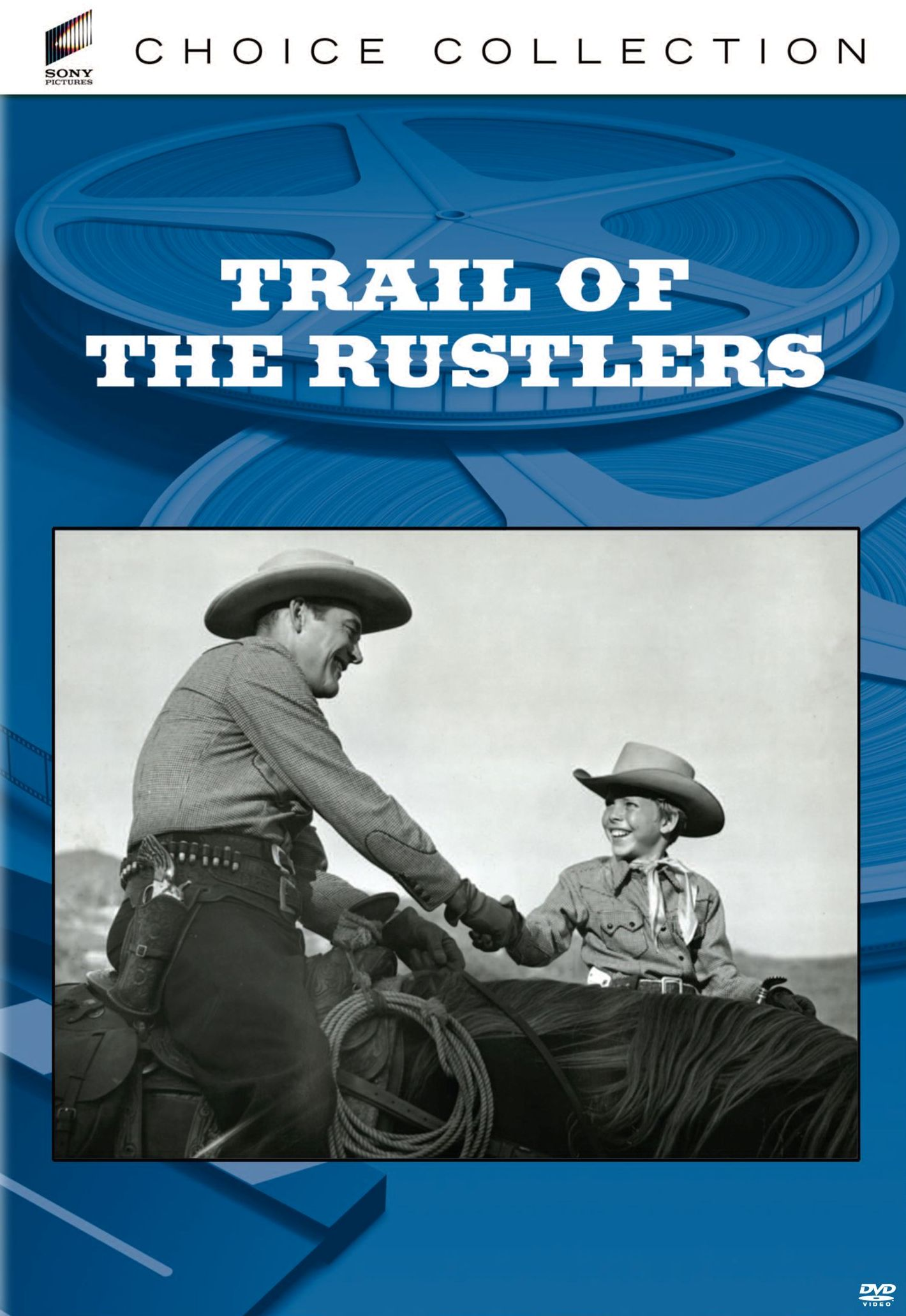 Trail Of The Rustlers 1950 Review