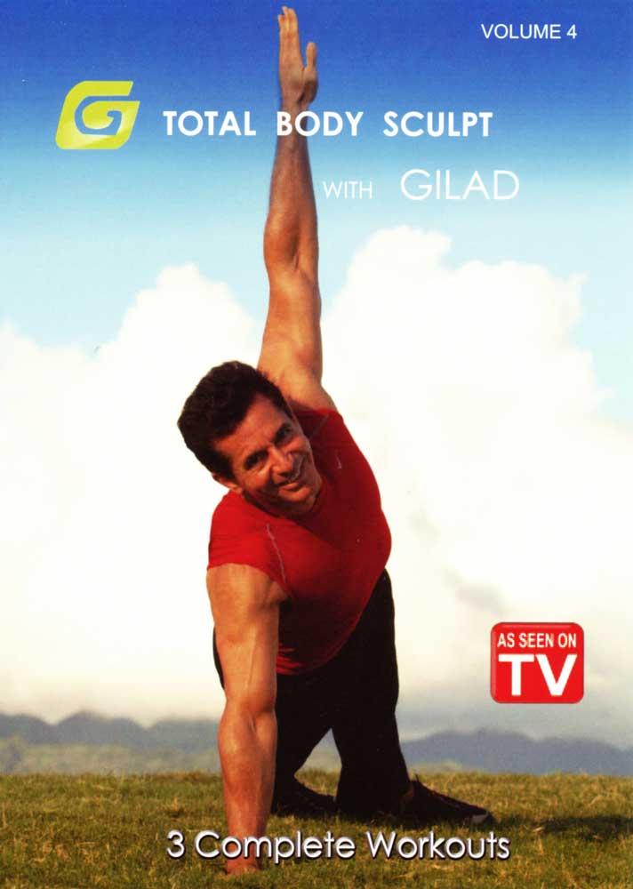 Gilad: Total Body Sculpt Workout, Vol. 4