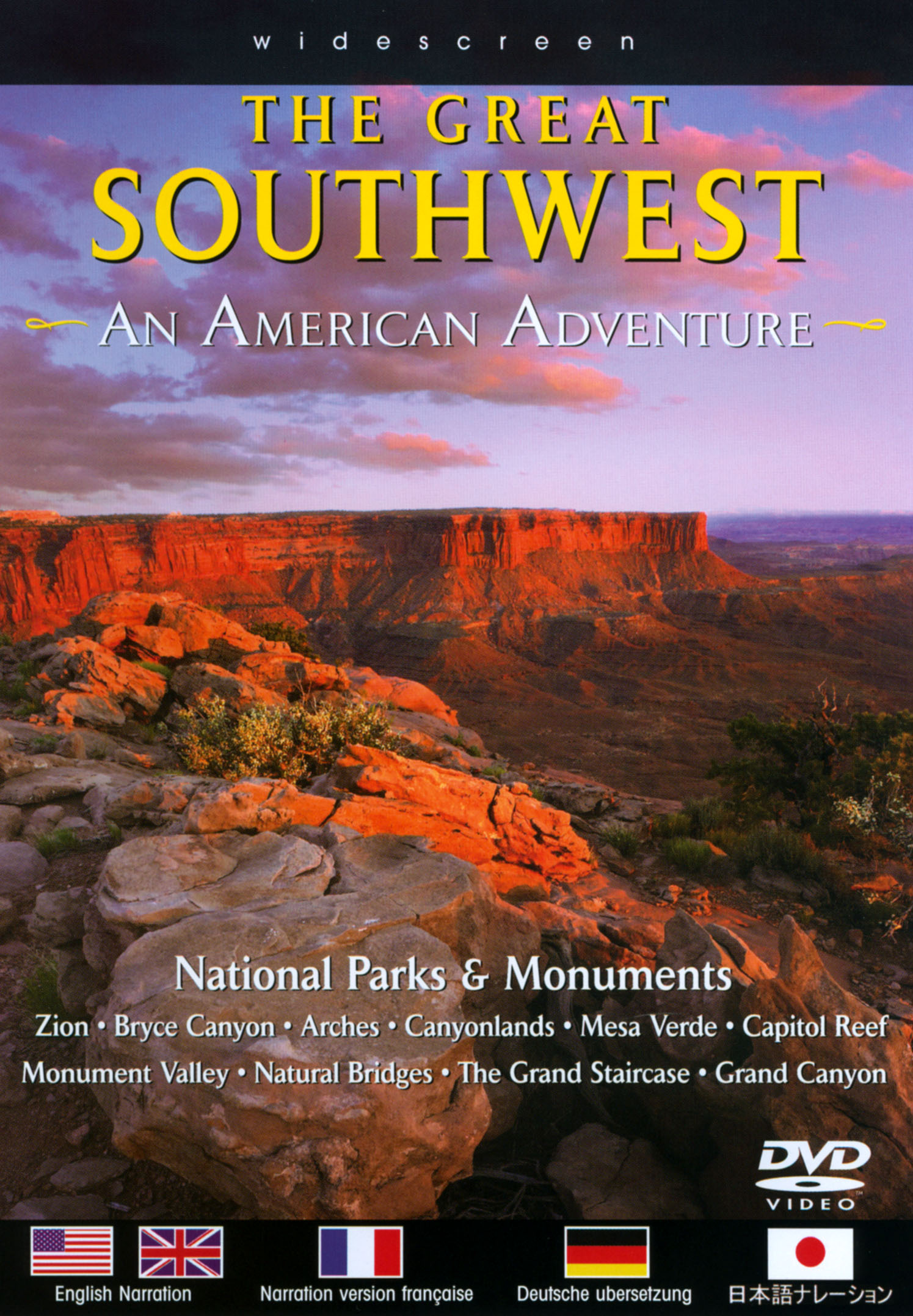 The Great Southwest: An American Adventure