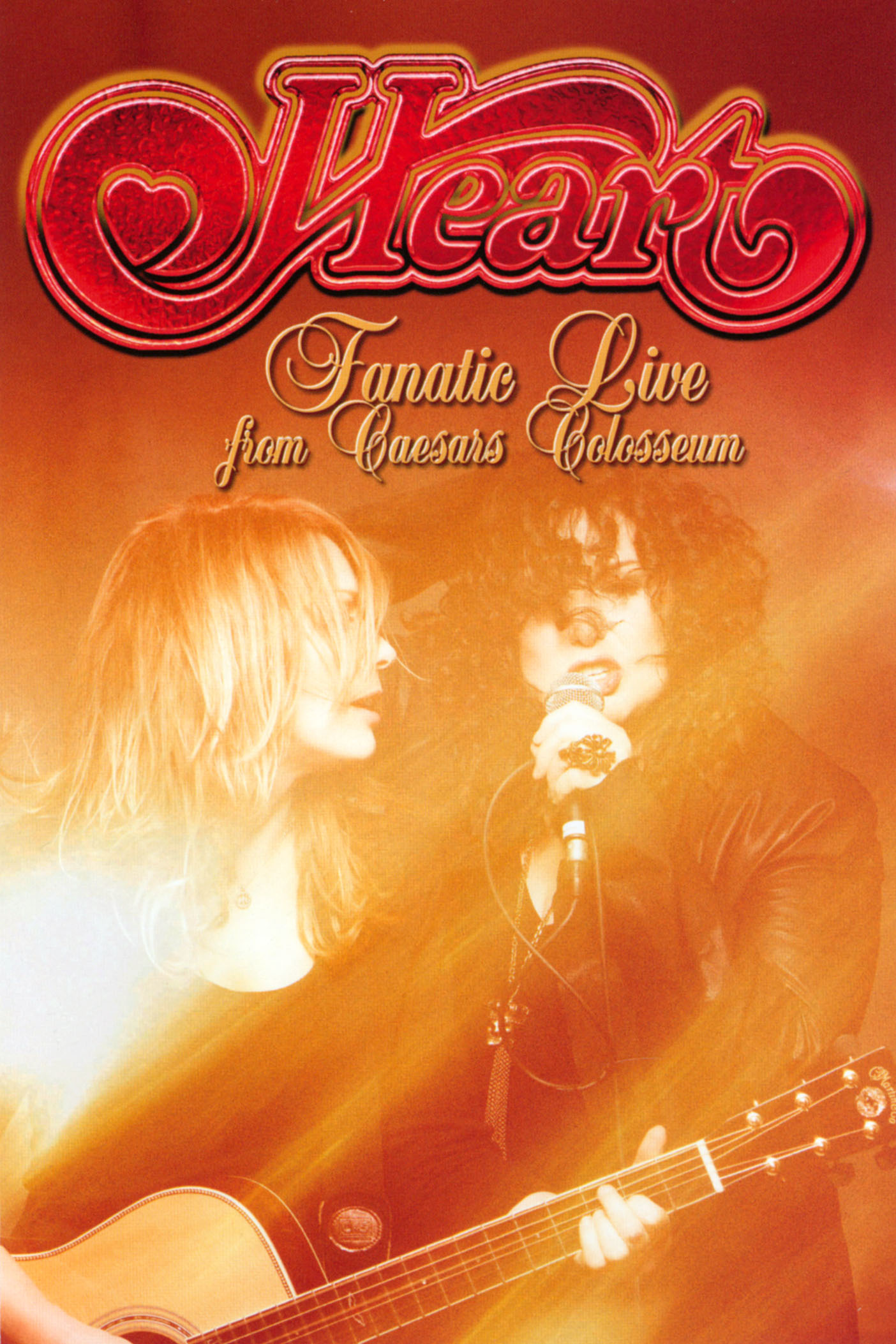 Heart: Fanatic Live from Caesar's Colosseum