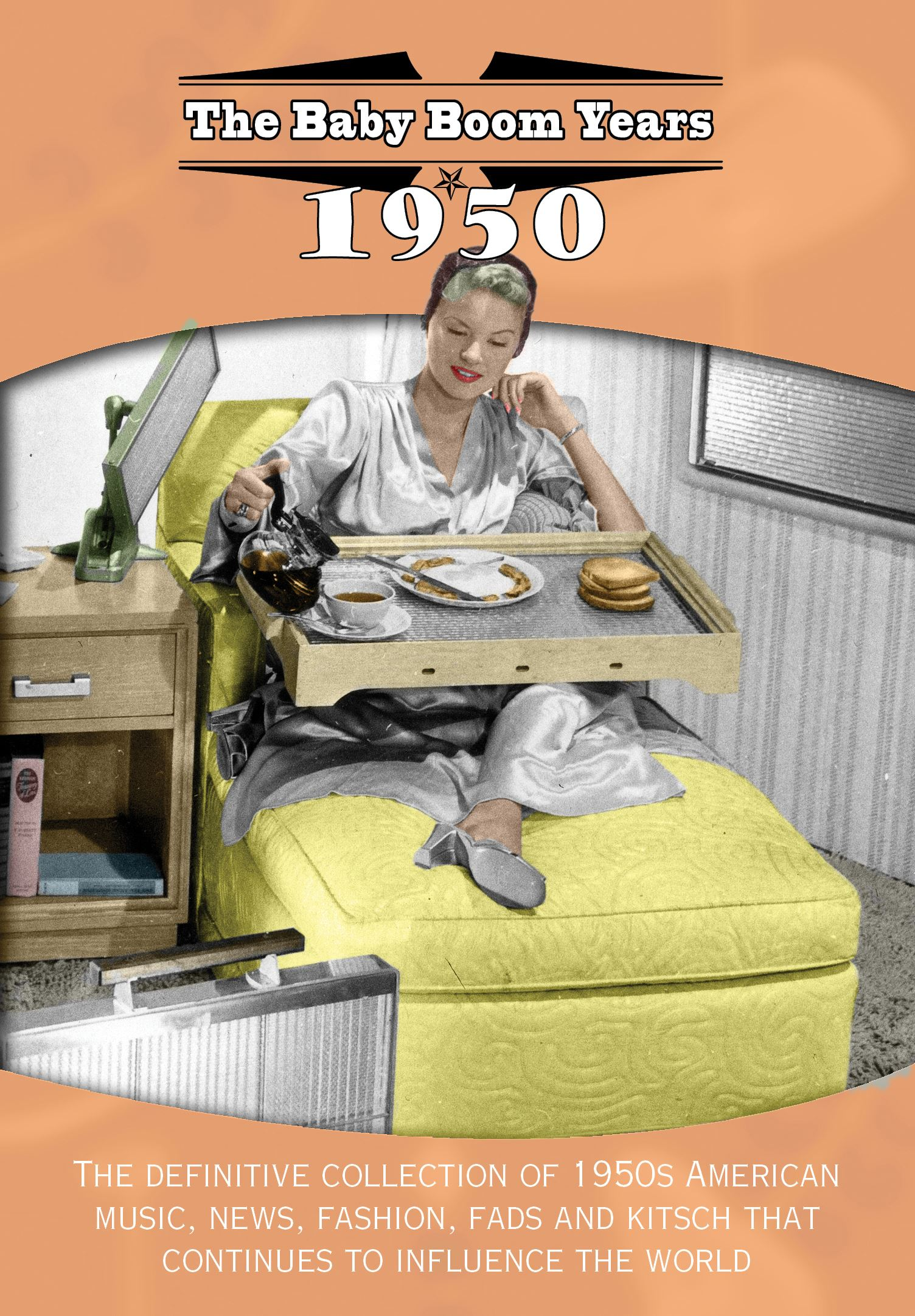 The Baby Boom Years: 1950