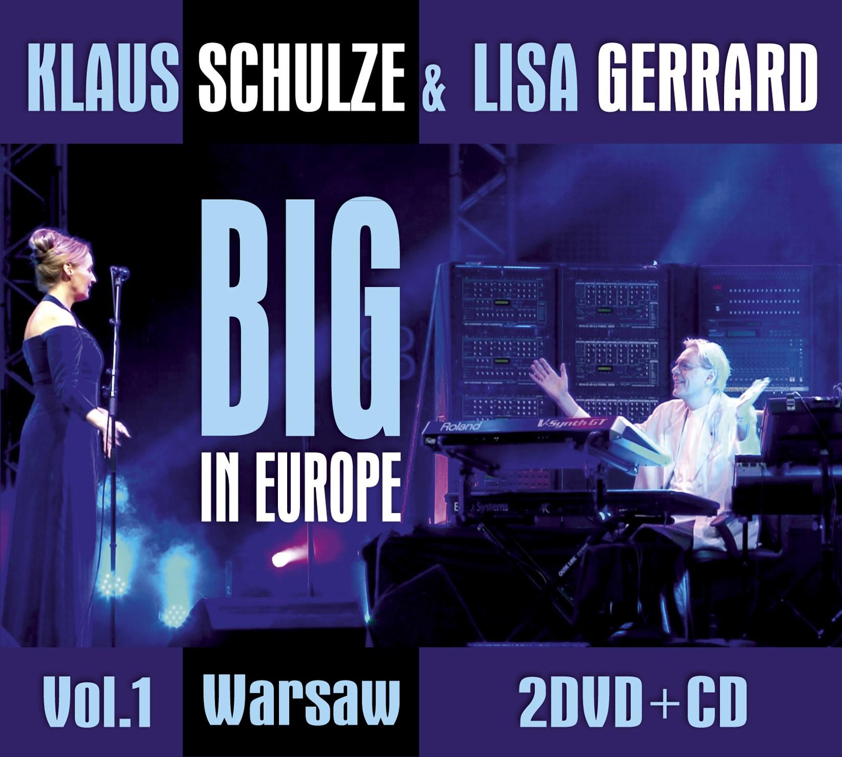 Klaus Schulze & Lisa Gerrard: Big in Europe - Vol. 1 Warsaw