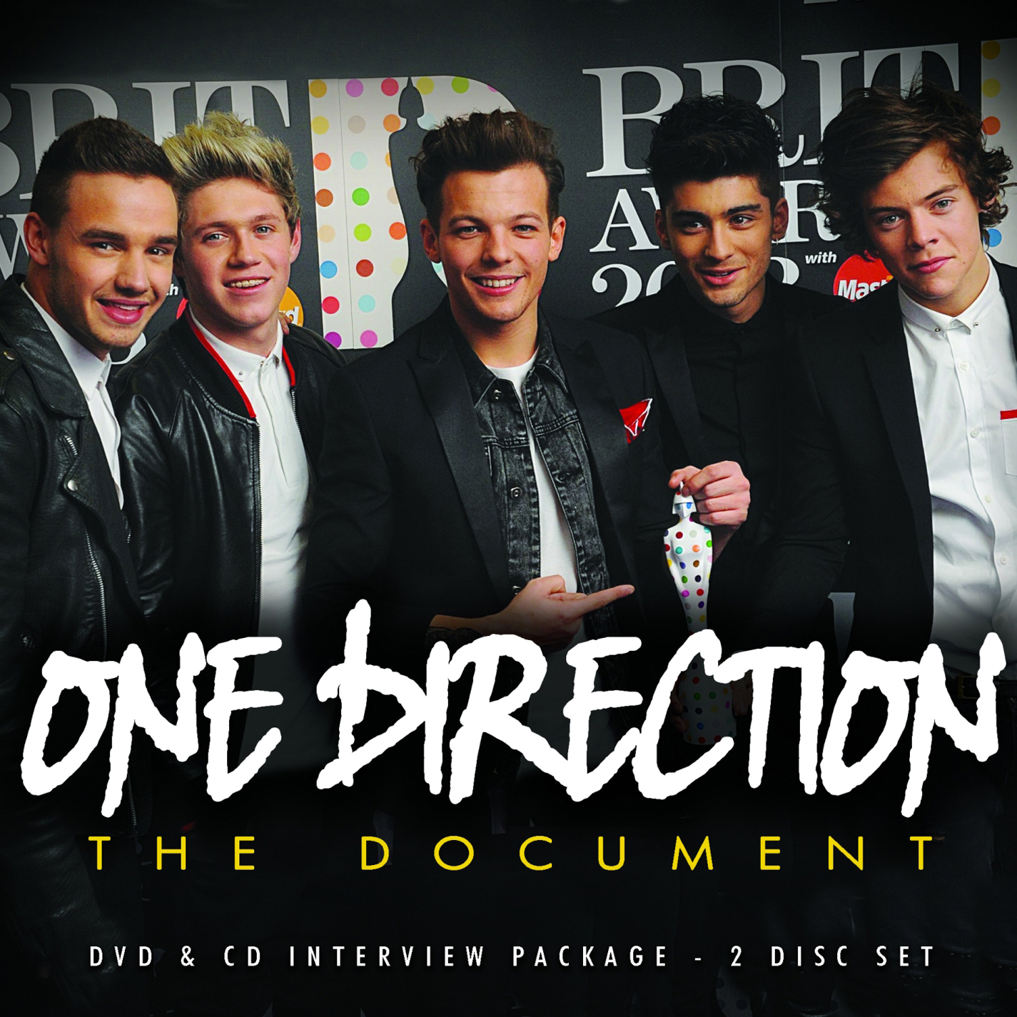 The Document: One Direction
