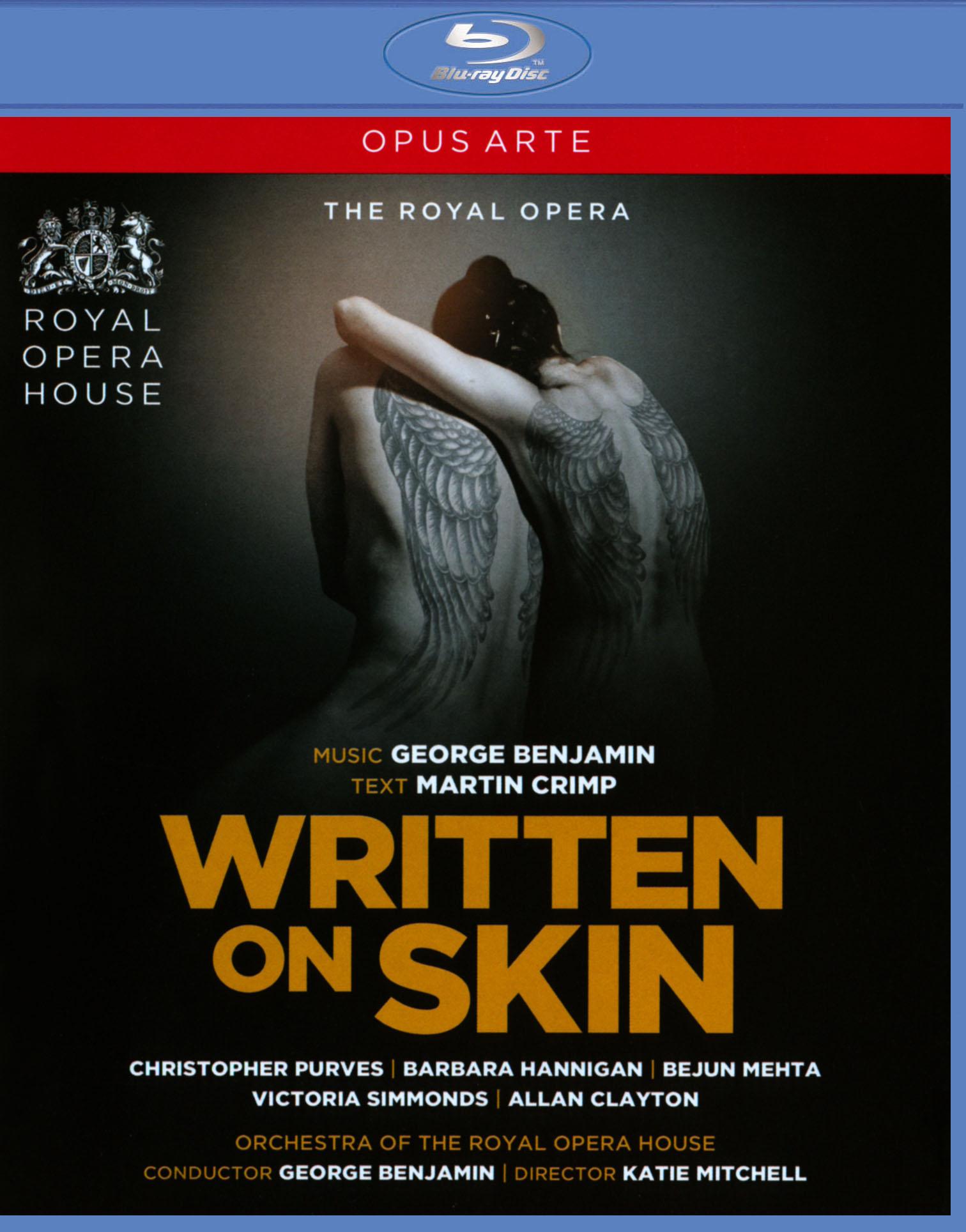 Written on Skin (The Royal Opera)
