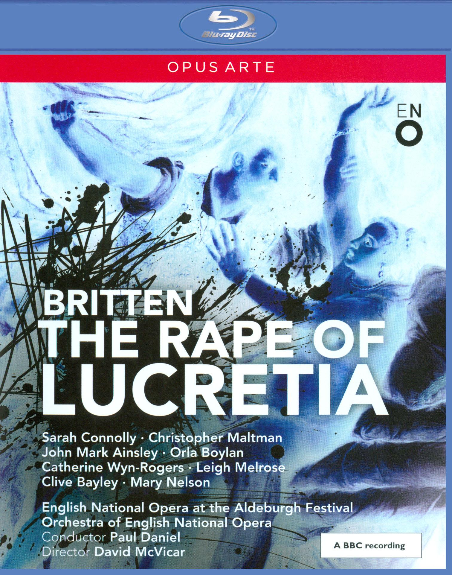 The Rape of Lucretia (English National Opera)