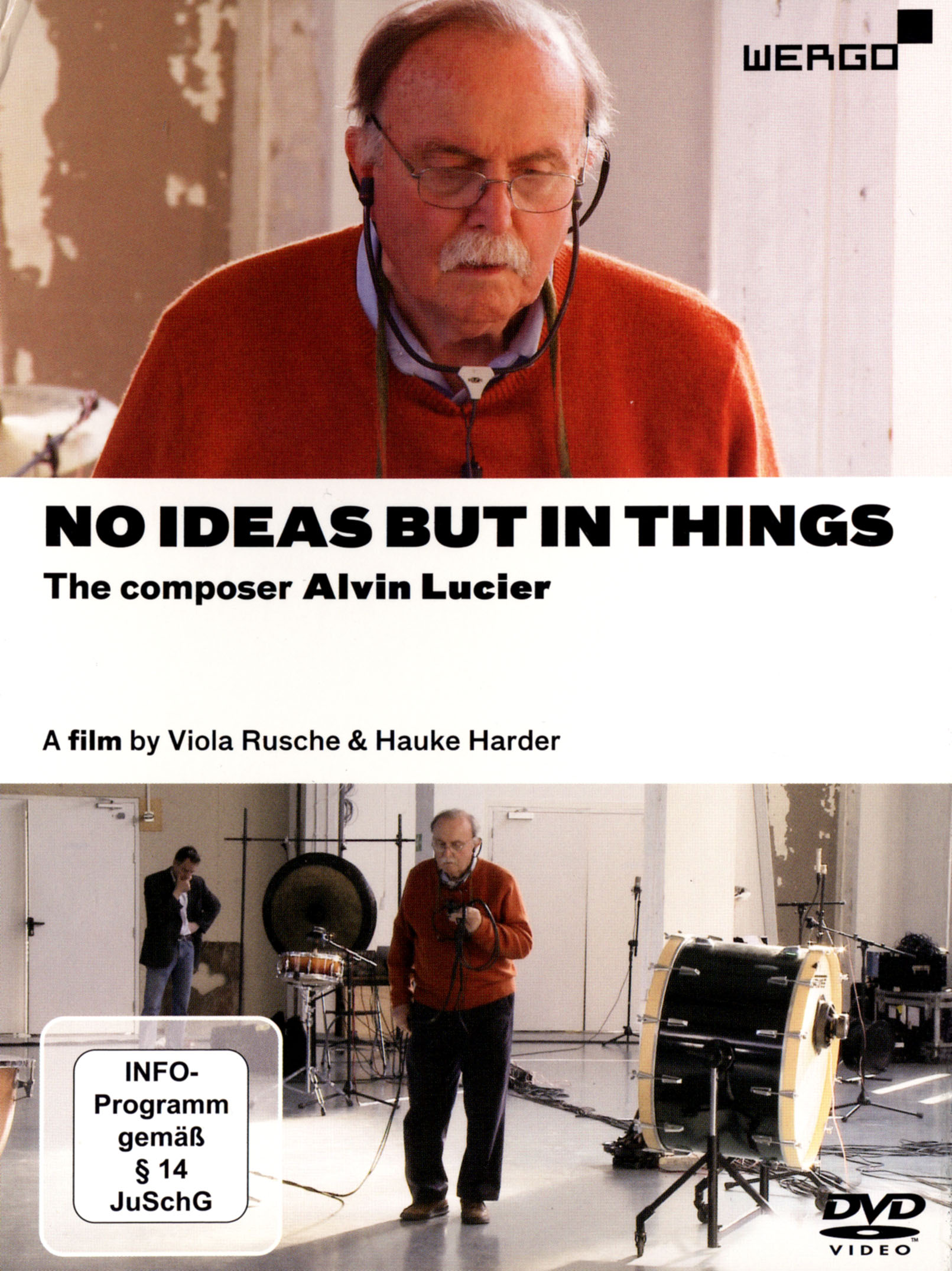 No Ideas But in Things: The Composer Alvin Lucier