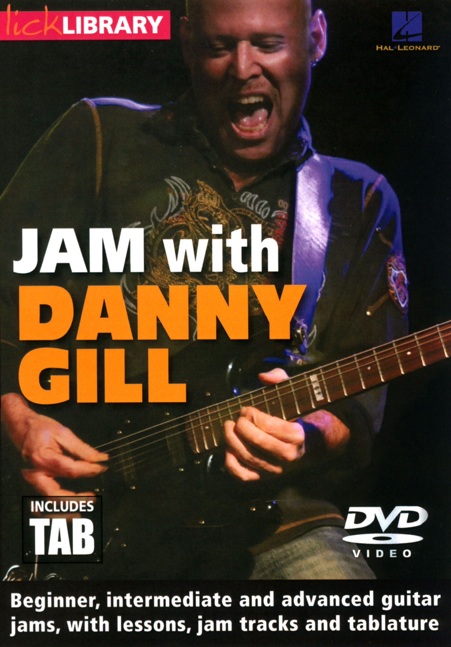 Lick Library: Jam with Danny Gill