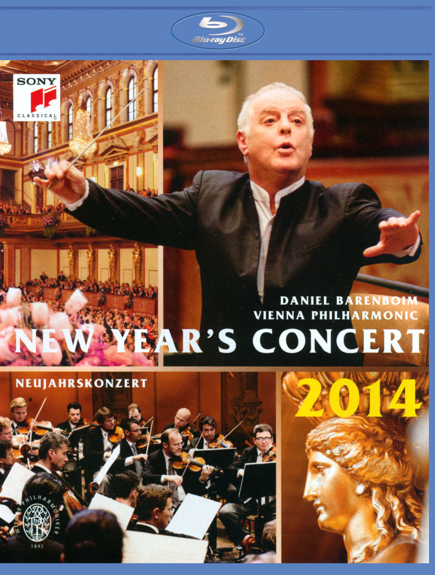 New Year's Concert 2014