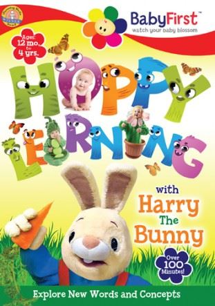 BabyFirst: Harry the Bunny - Hoppy Learning!
