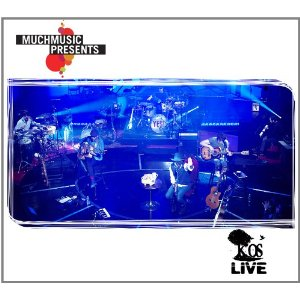 k-os: Muchmusic Presents k-os Live