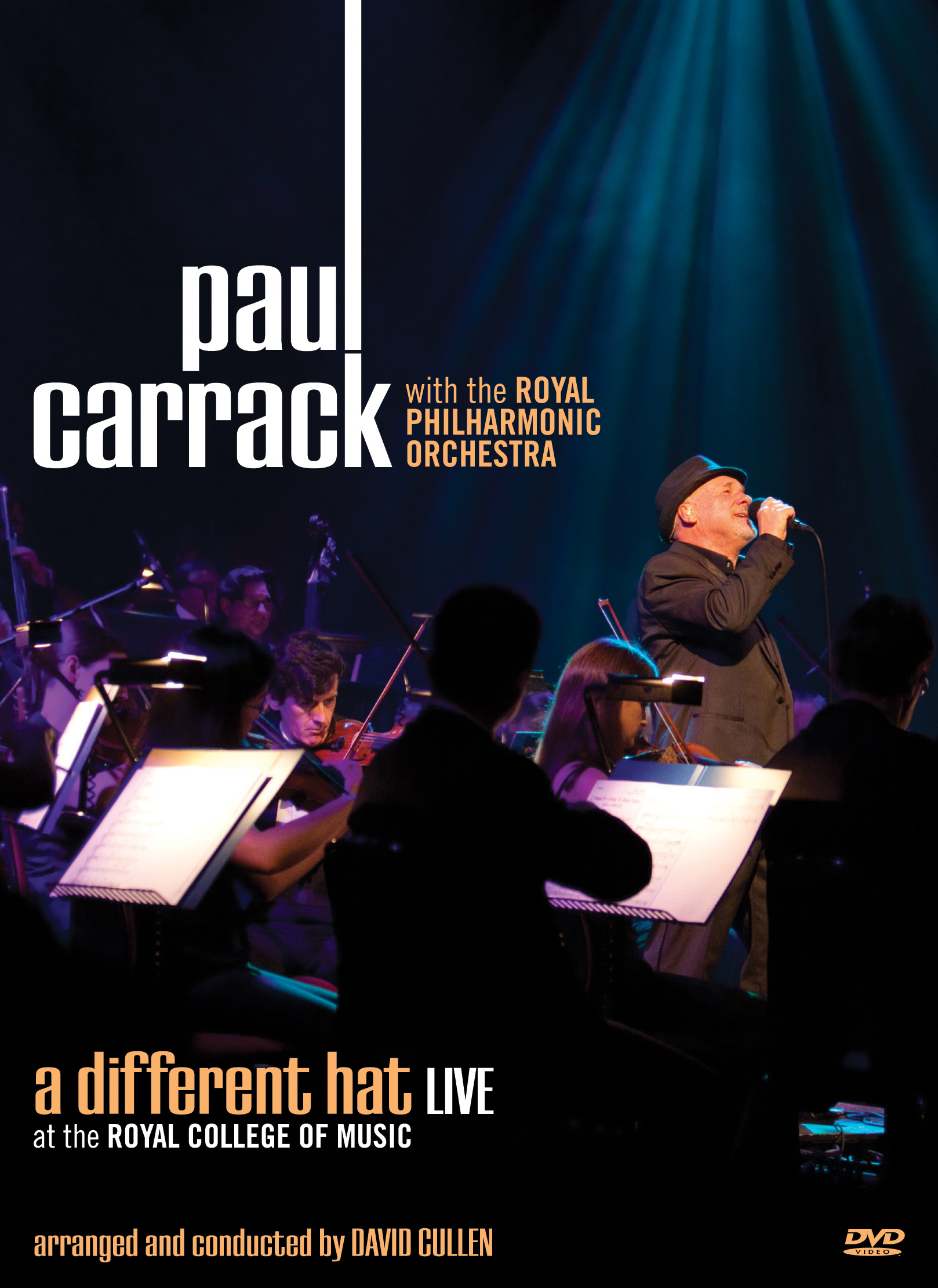 Paul Carrack with the Royal Philharmonic Orchestra: A Different Hat Live