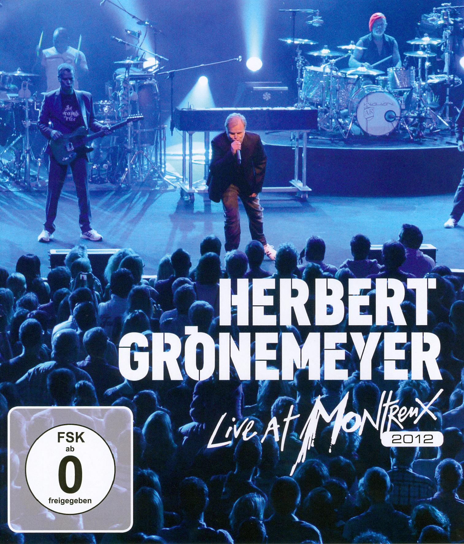 Herbert Gronemeyer: Live at Montreux 2012