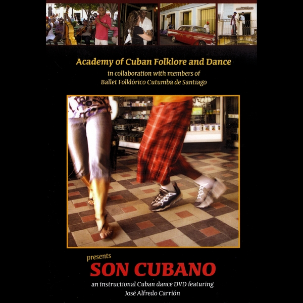 Academy of Cuban Folklore and Dance: Son Cubano