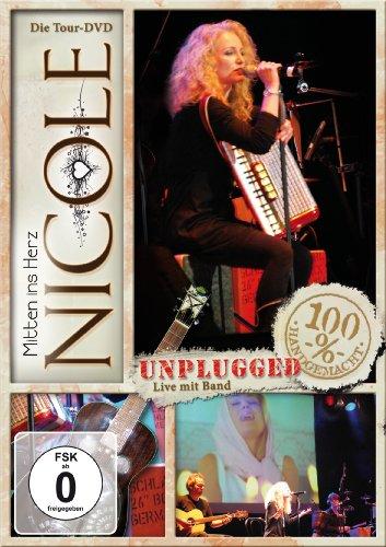 Nicole: Mitten ins Herz - Unplugged Live mit Band