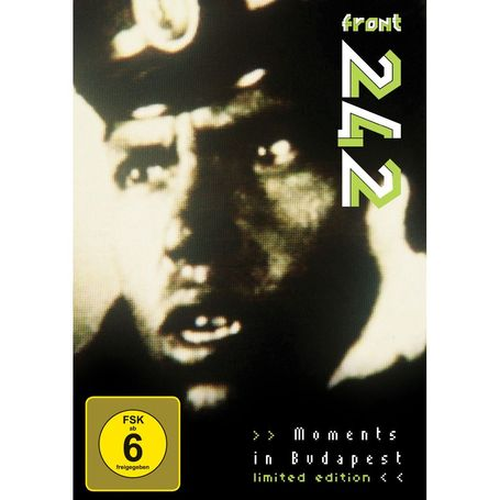 Front 242: Moments in Budapest