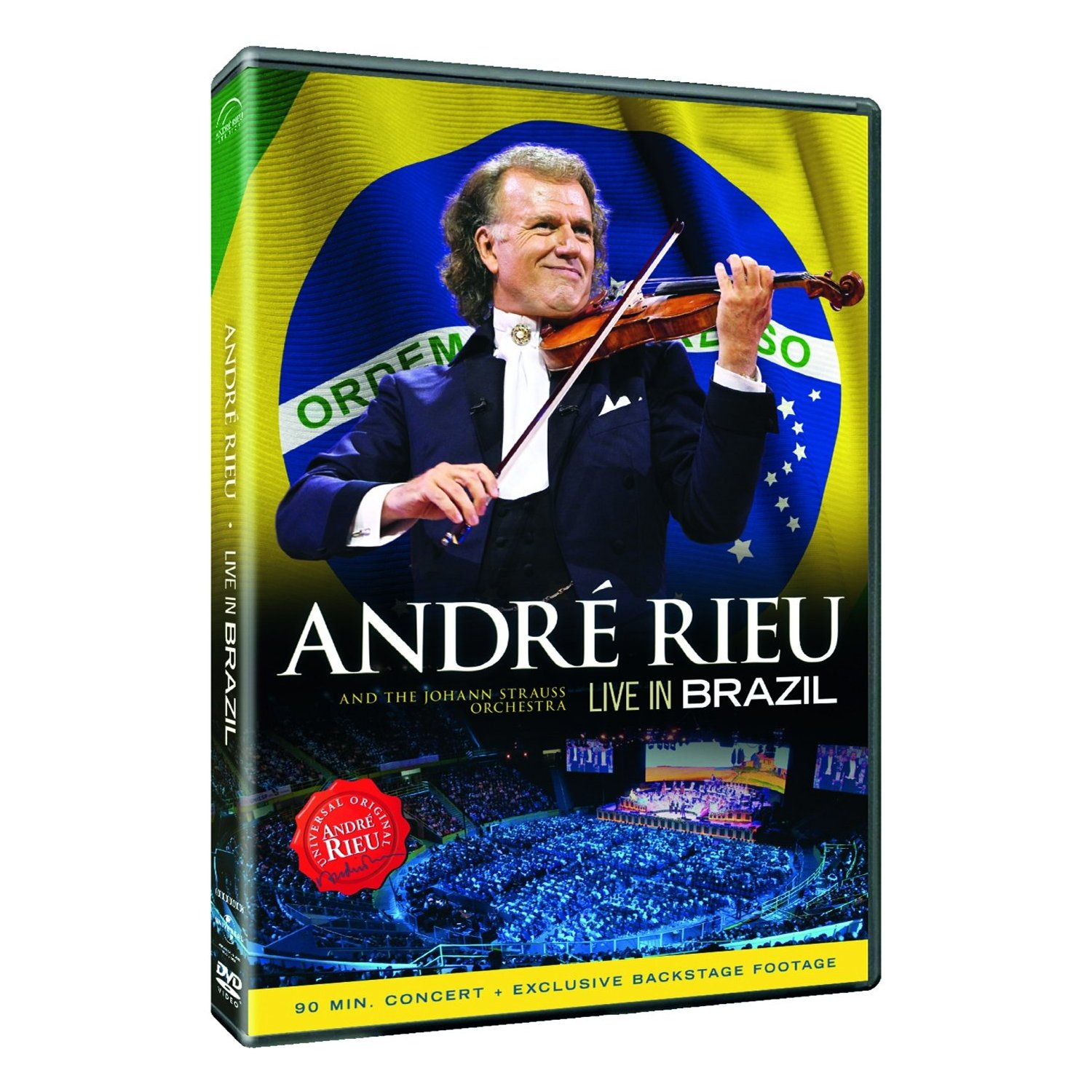 André Rieu and His Johann Strauss Orchestra: Live in Brazil