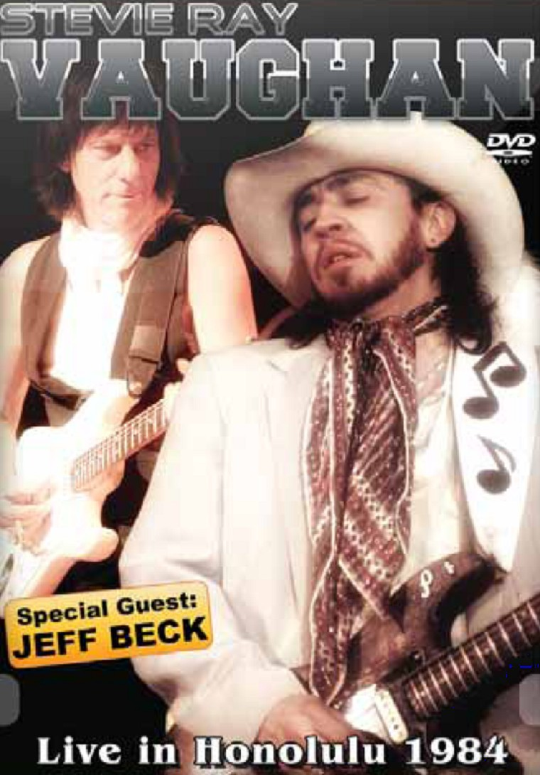 Stevie Ray Vaughan/Special Guest Jeff Beck: Live in Honolulu 1984