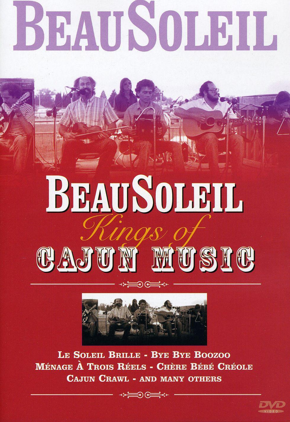 BeauSoleil: Kings of Cajun Music