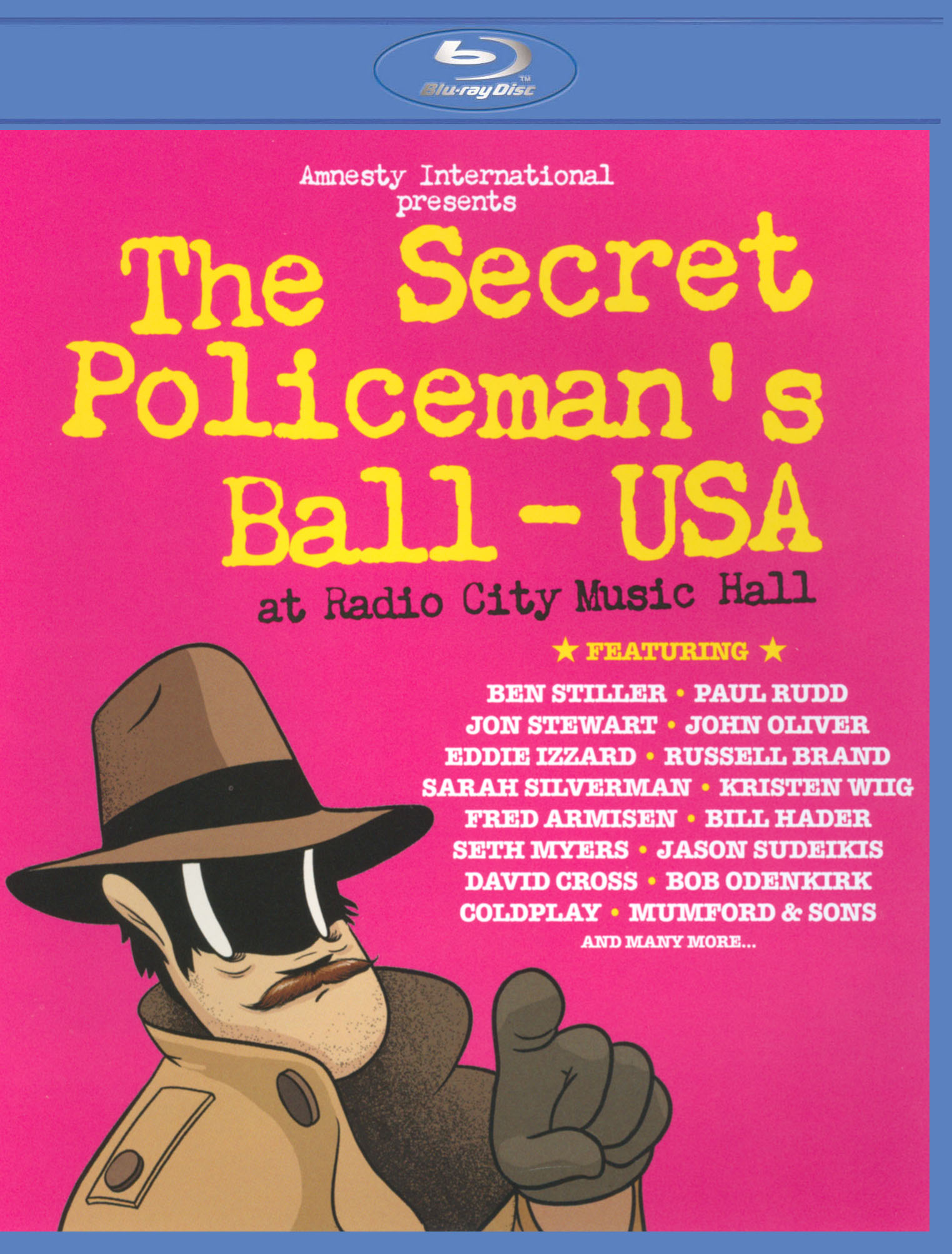 The Secret Policeman's Ball: 4 March 2012 - Radio City Music Hall