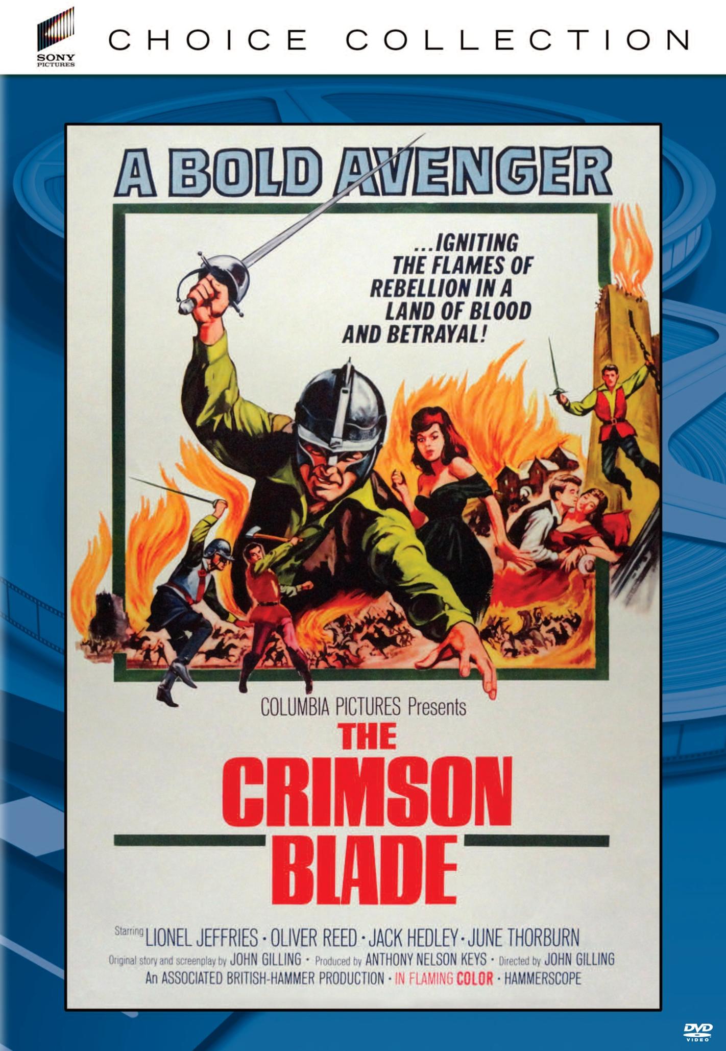 The Crimson Blade