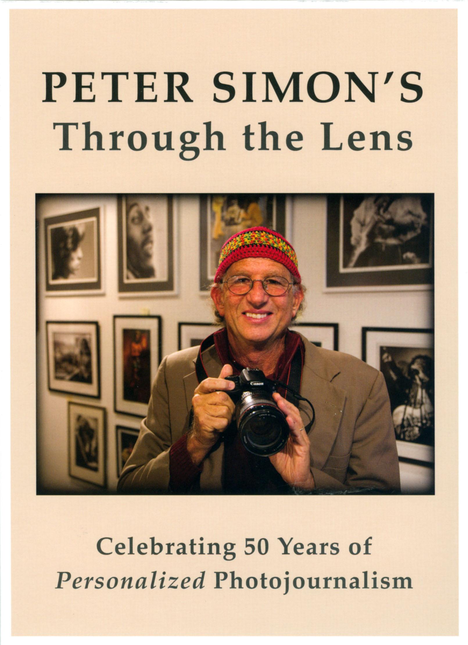 Peter Simon's Through the Lens