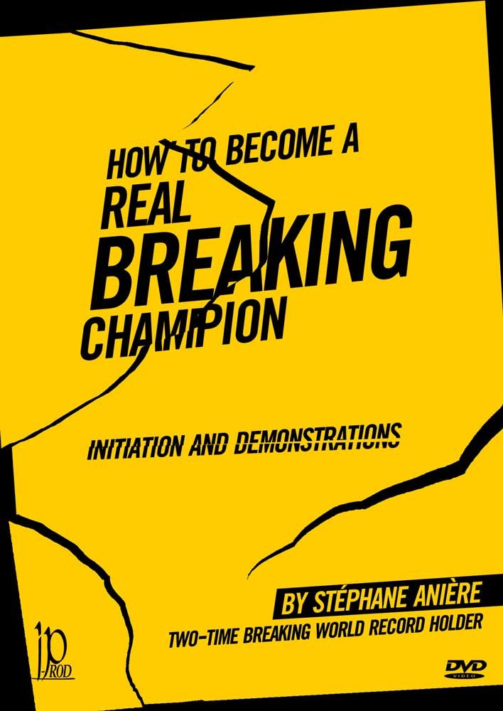 Stephane Aniere: How to Become a Real Breaking Champion - Initiation and Demonstrations